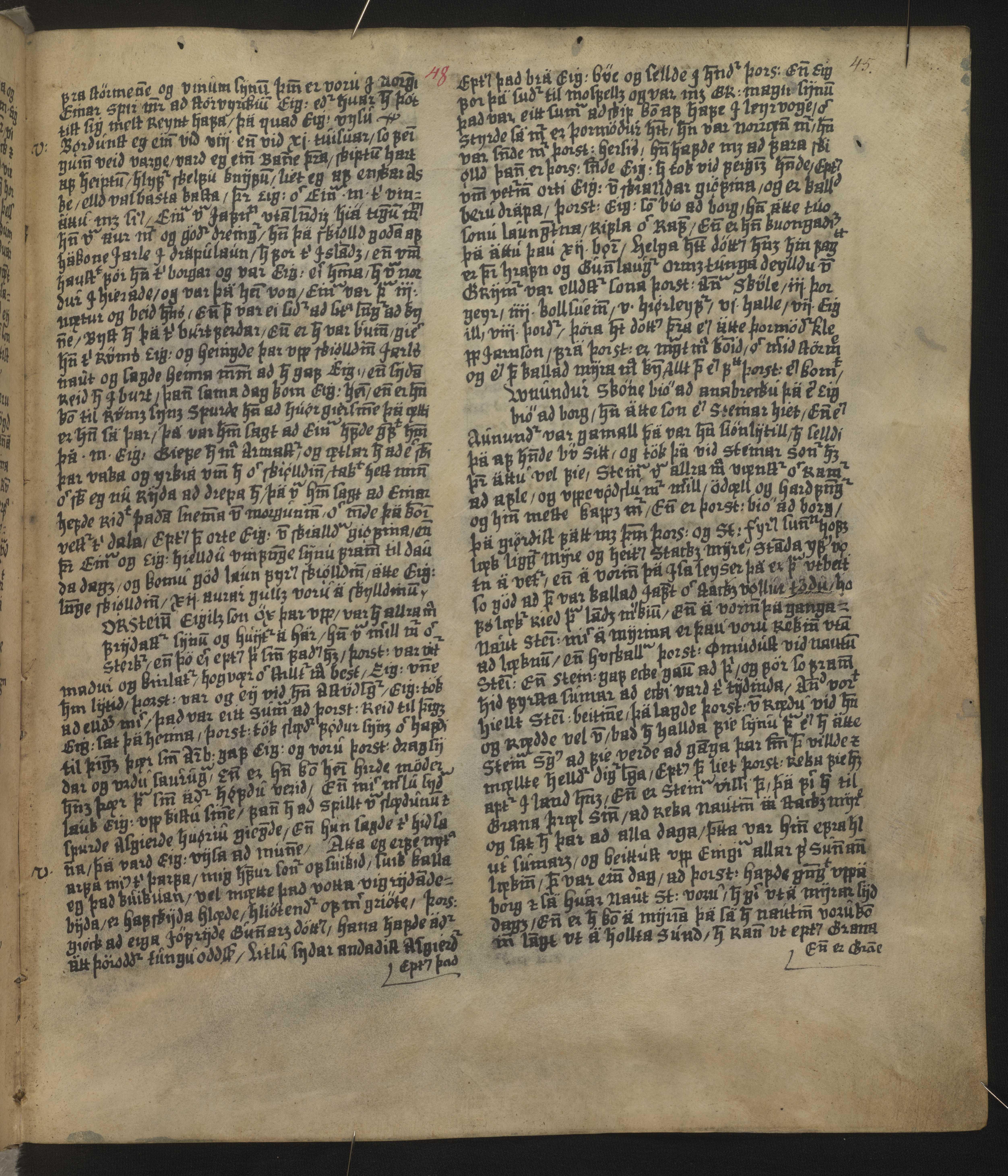 AM 128 fol - 48r