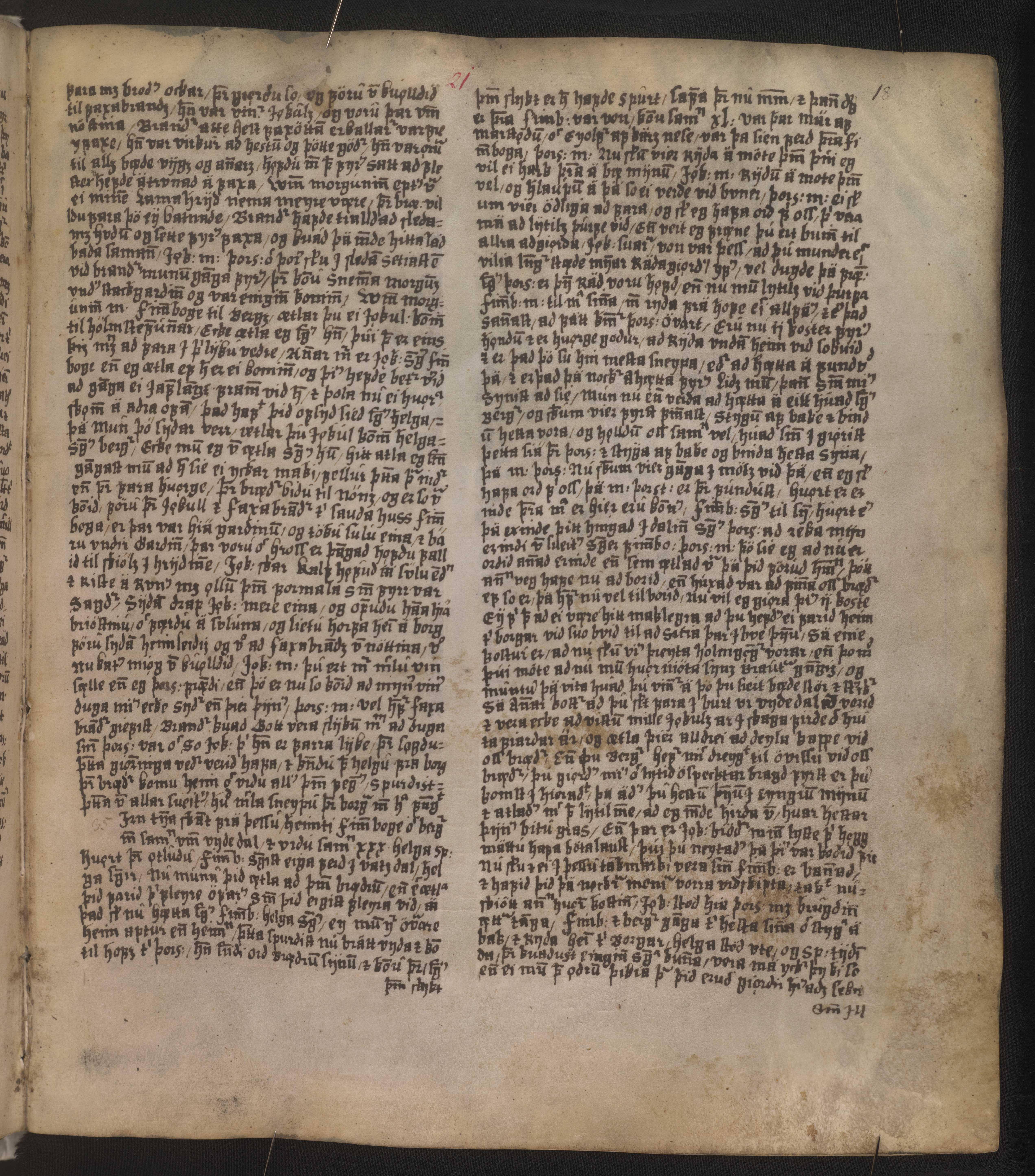 AM 128 fol - 21r