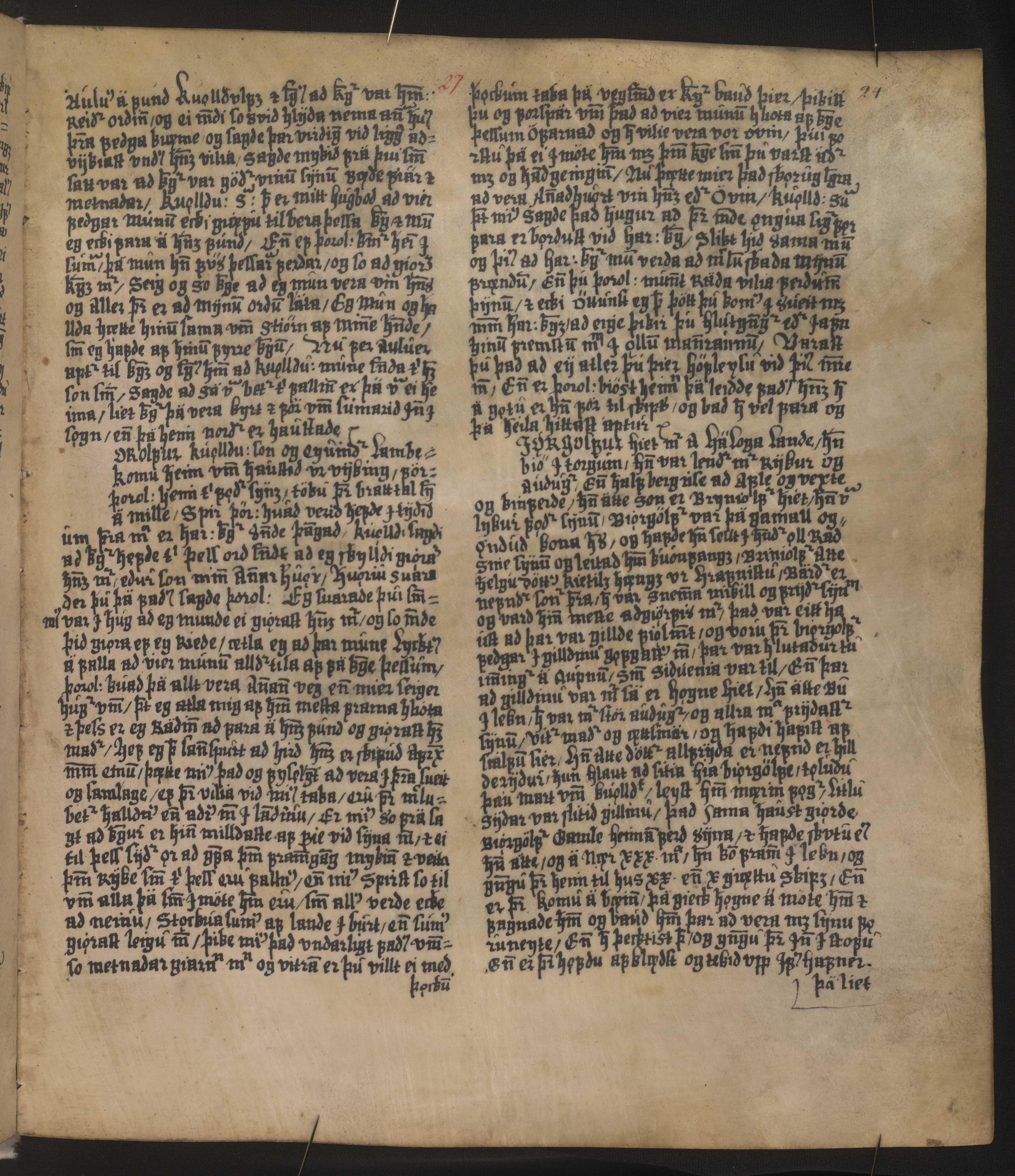 AM 128 fol - 27r