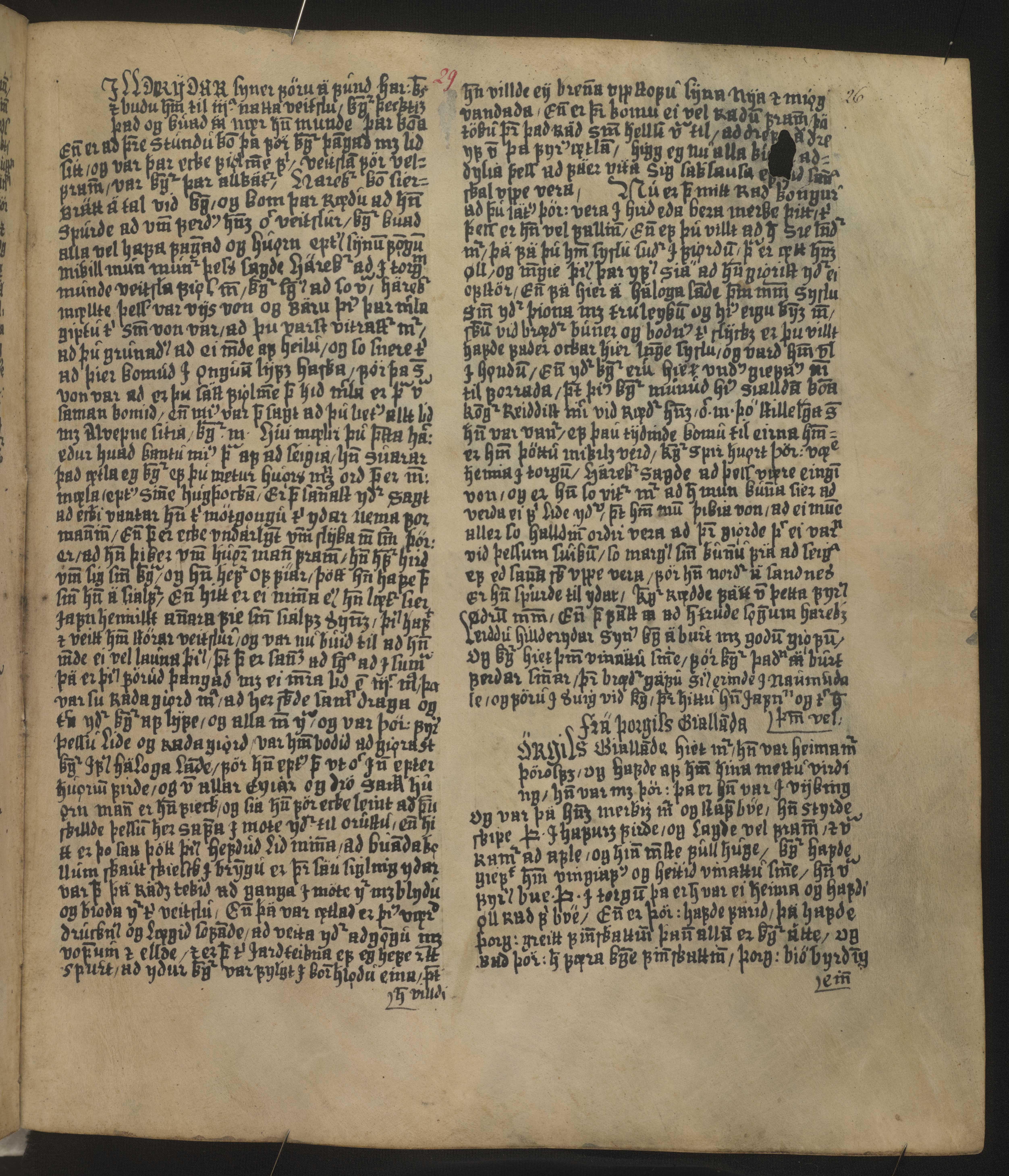 AM 128 fol - 29r
