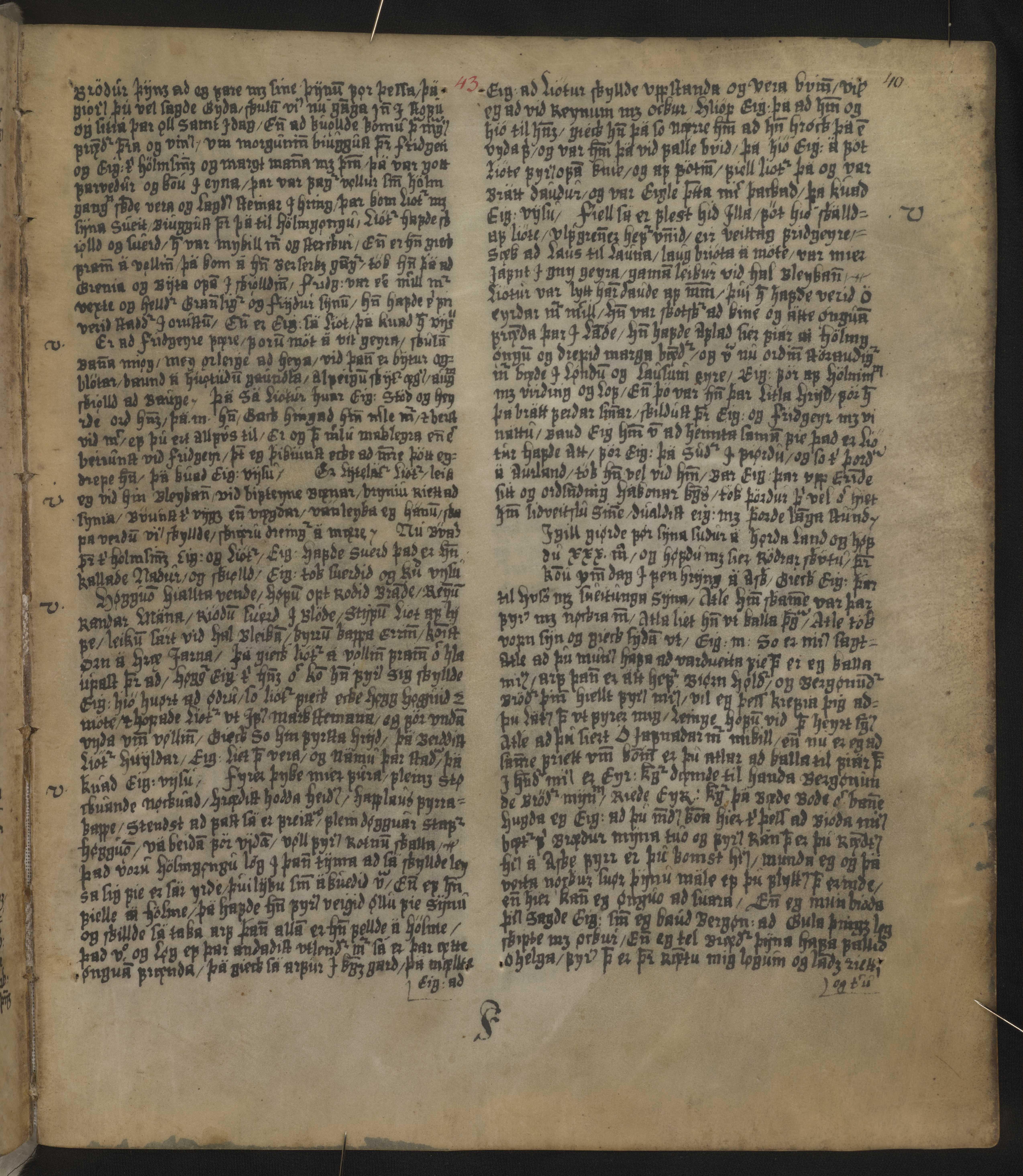 AM 128 fol - 43r