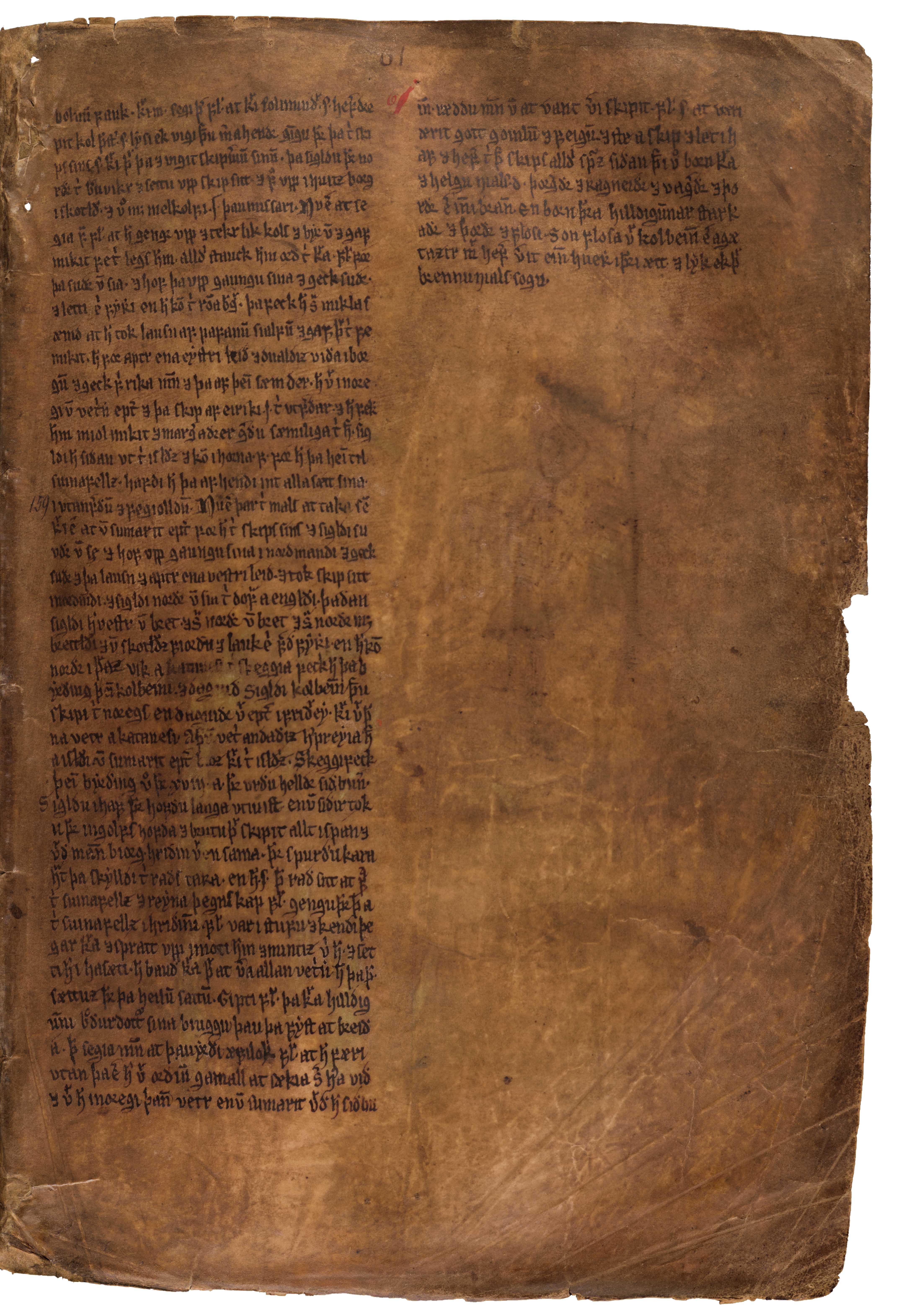 AM 132 fol - 61r