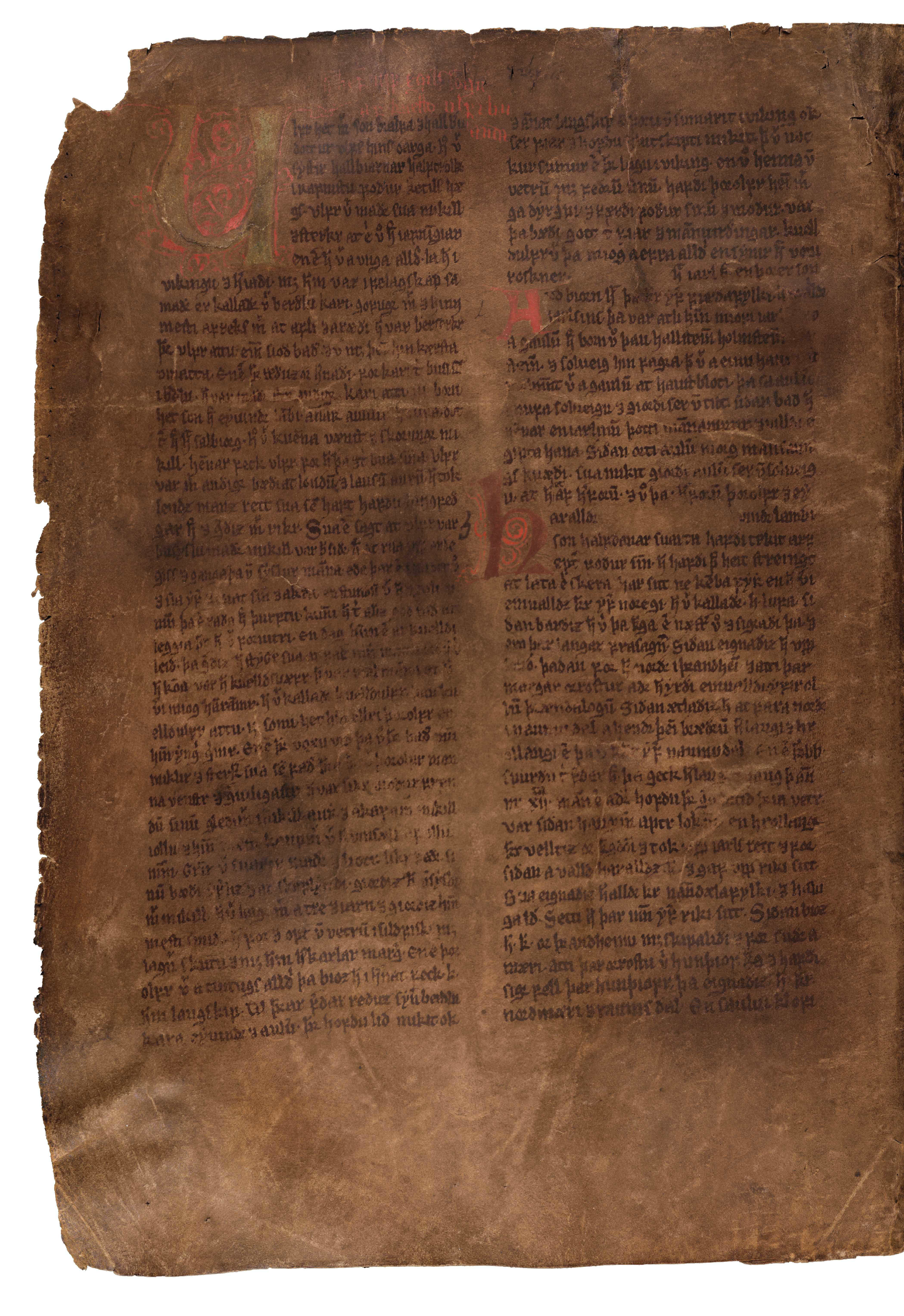 AM 132 fol - 62v