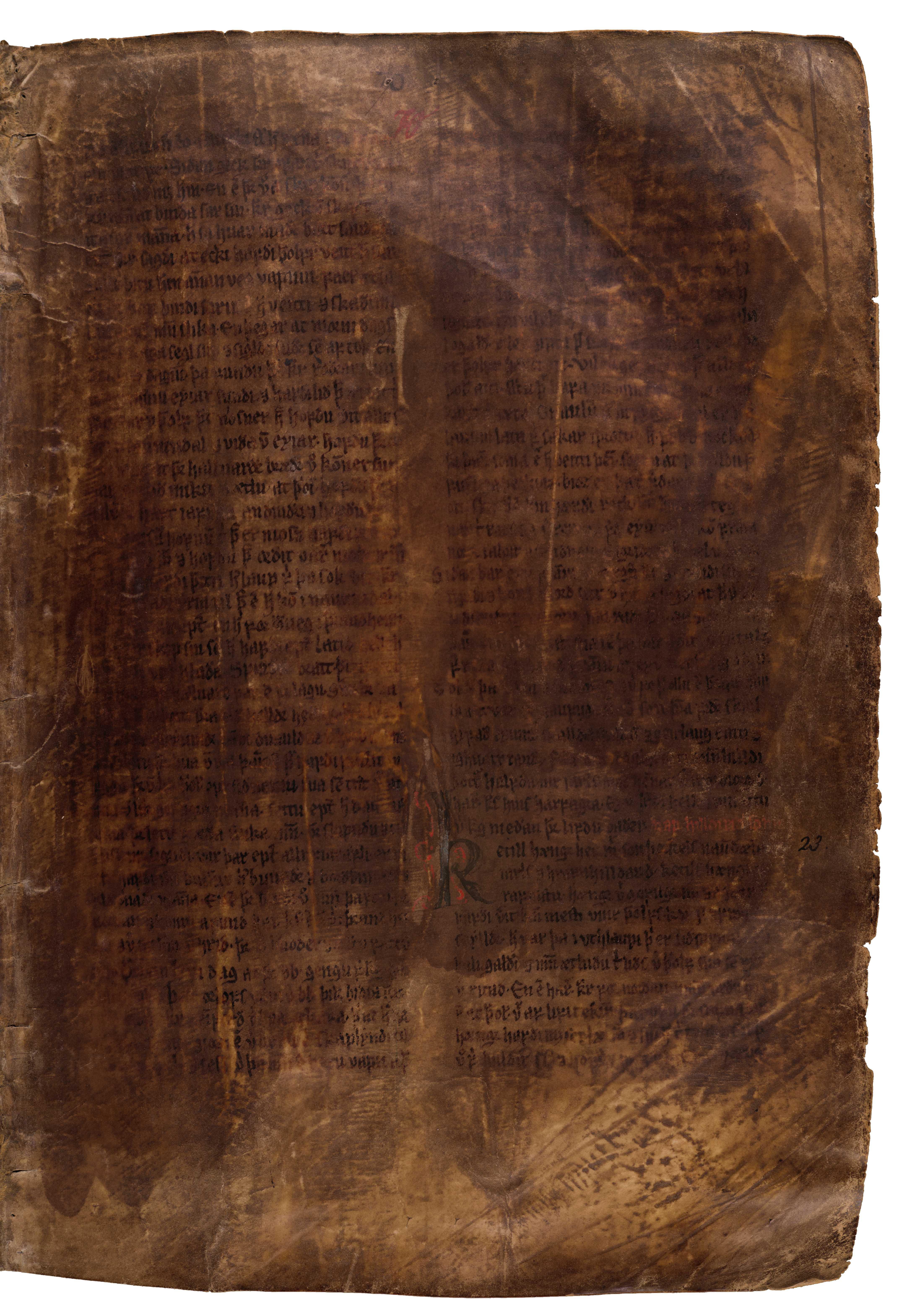 AM 132 fol - 70r