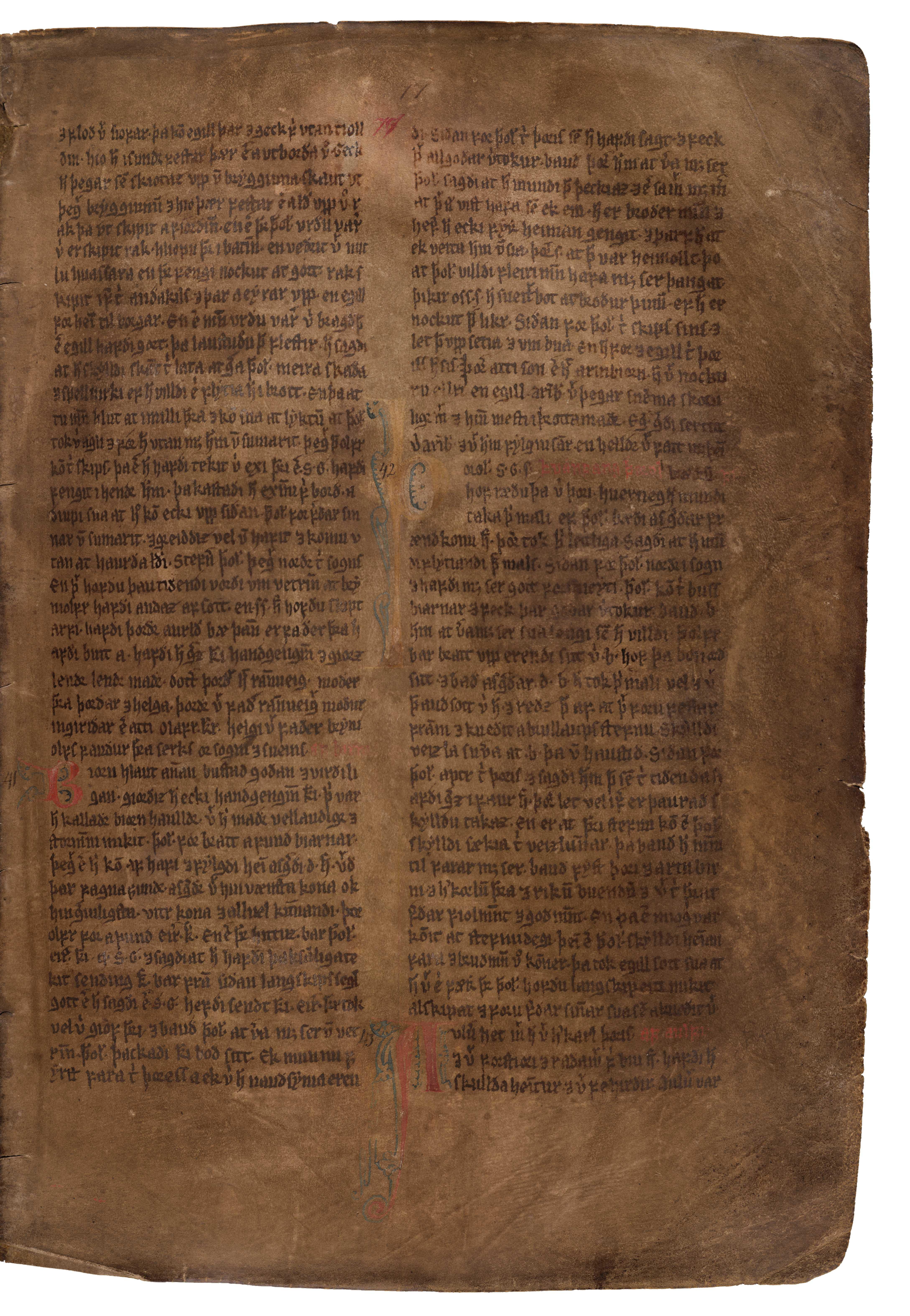 AM 132 fol - 77r