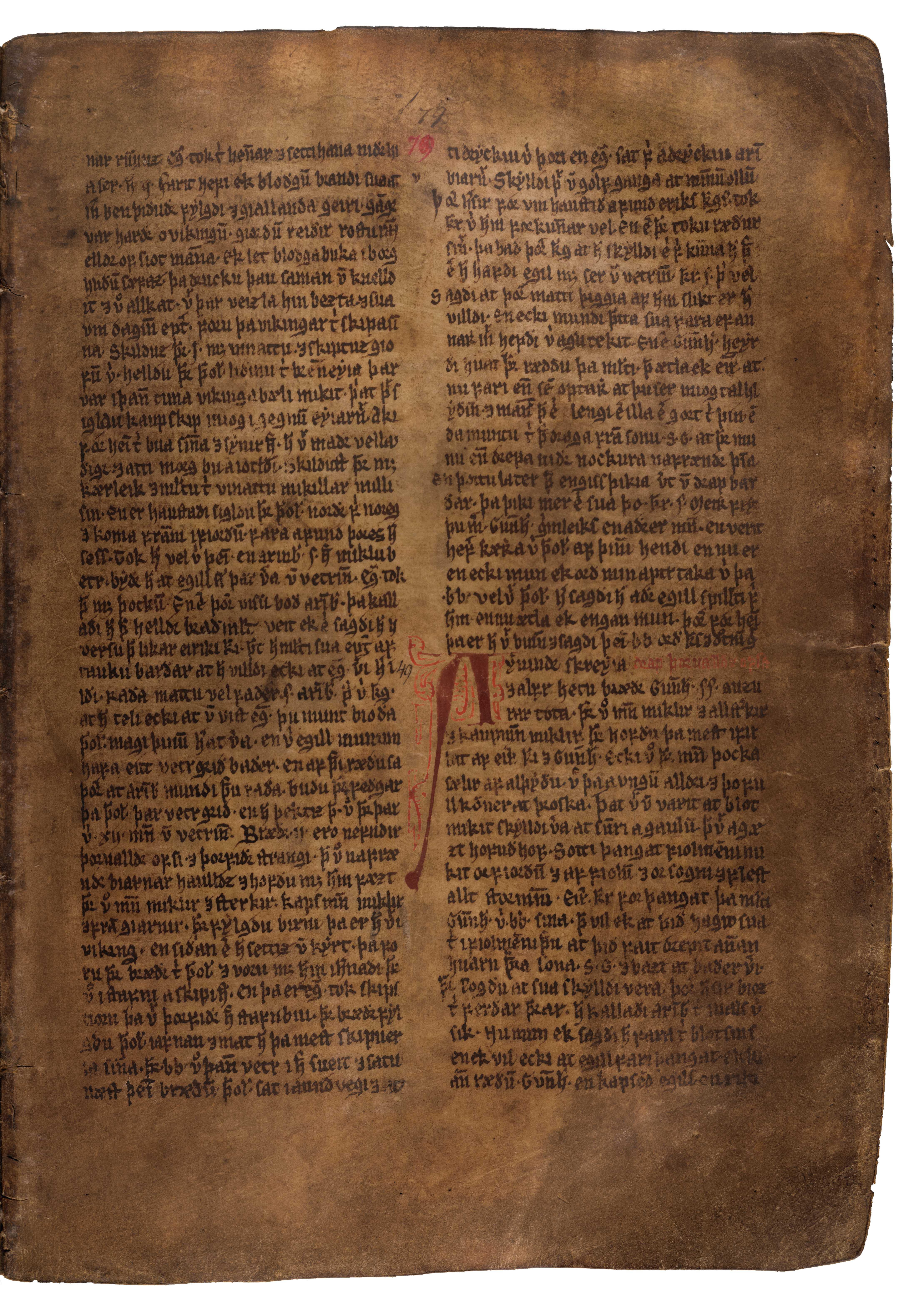 AM 132 fol - 79r