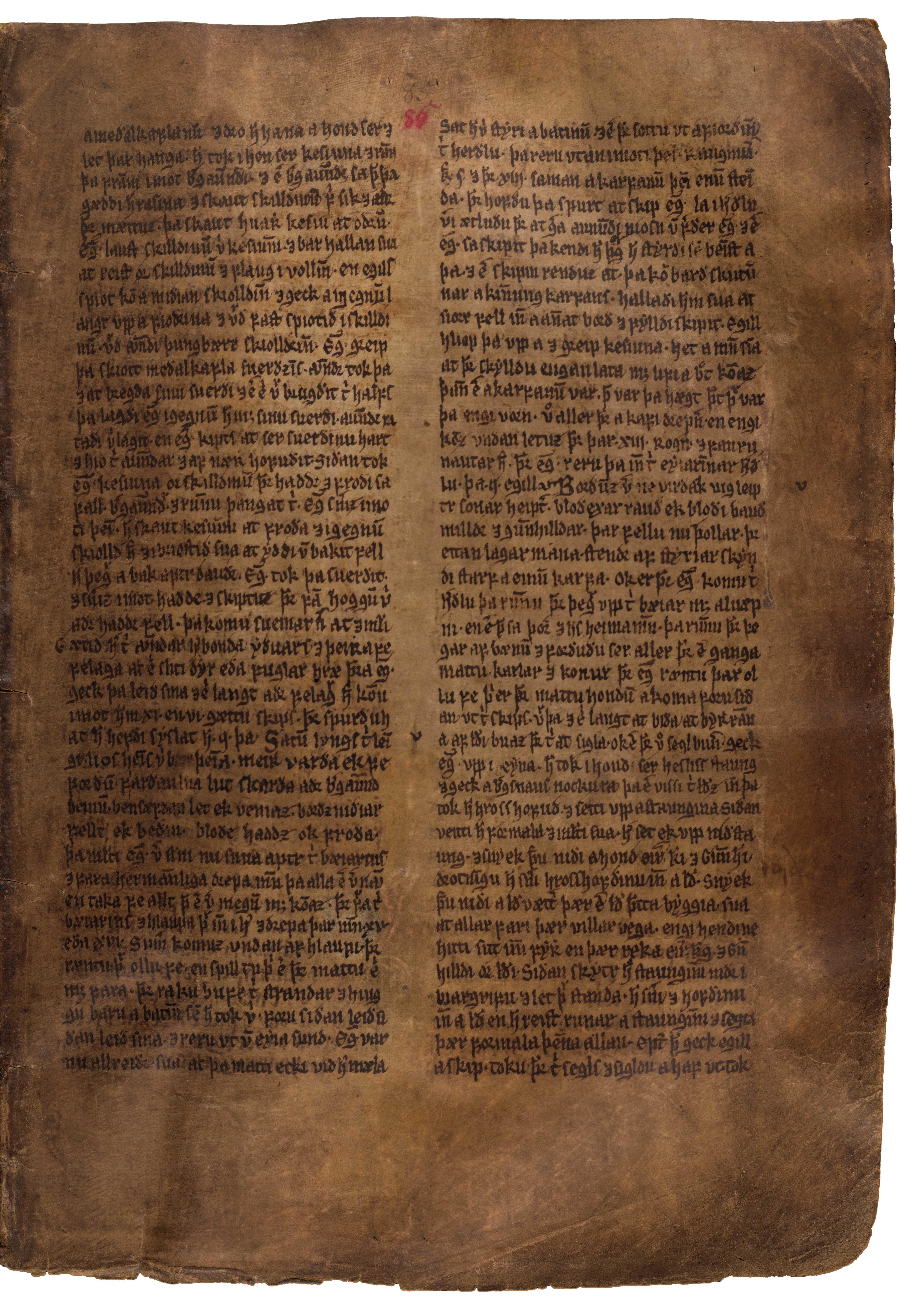 AM 132 fol - 85r