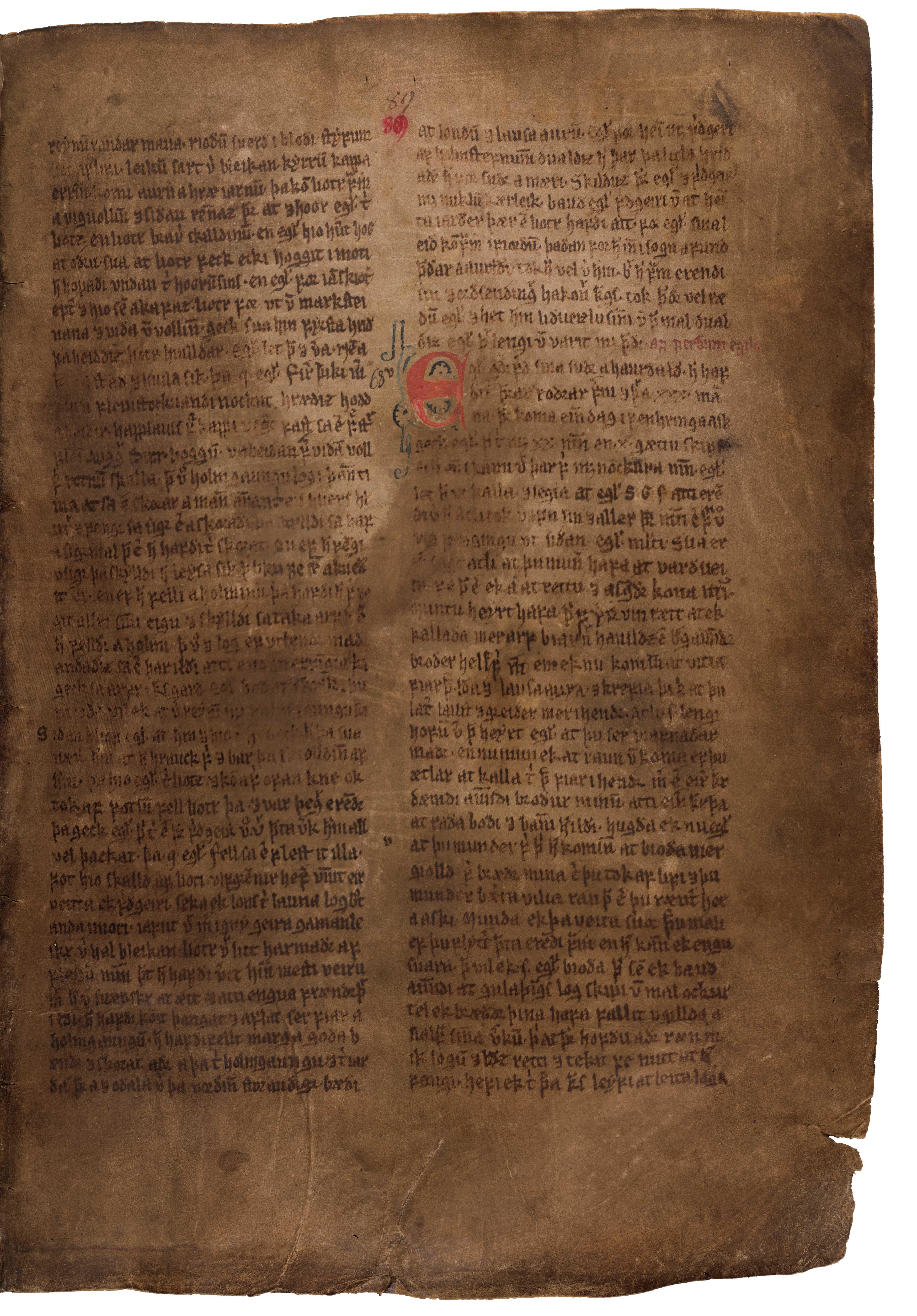 AM 132 fol - 89r