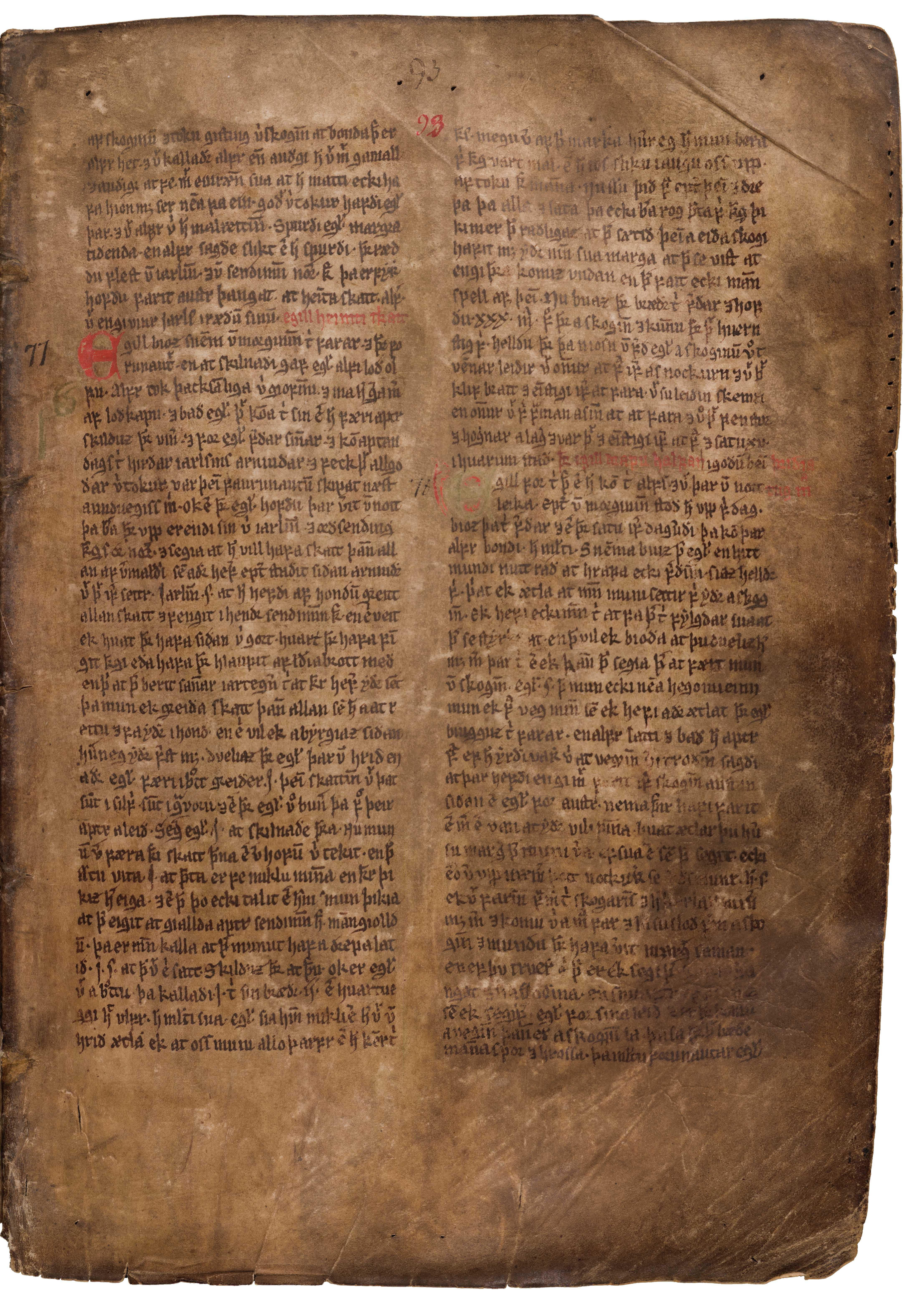 AM 132 fol - 93r