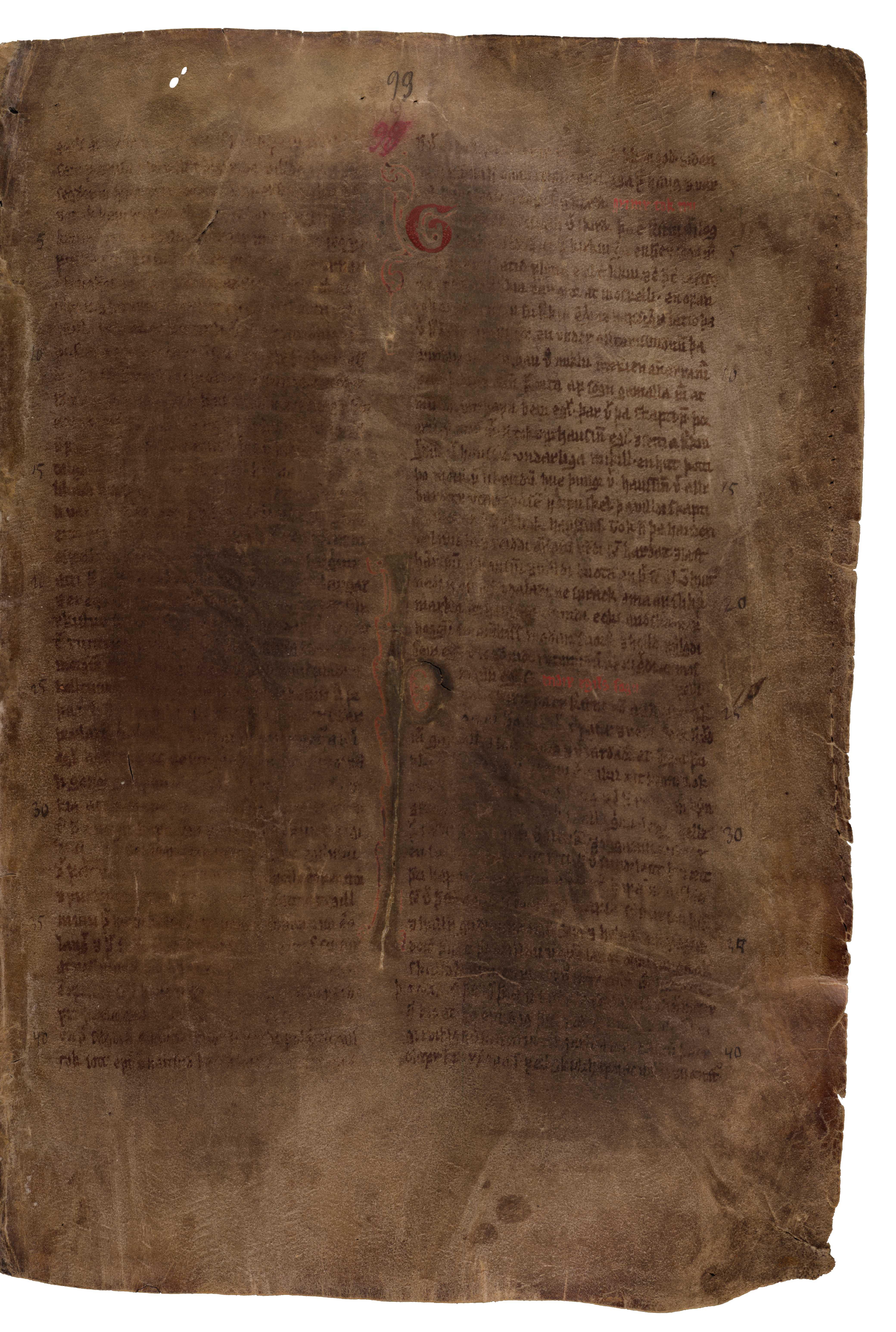 AM 132 fol - 99r