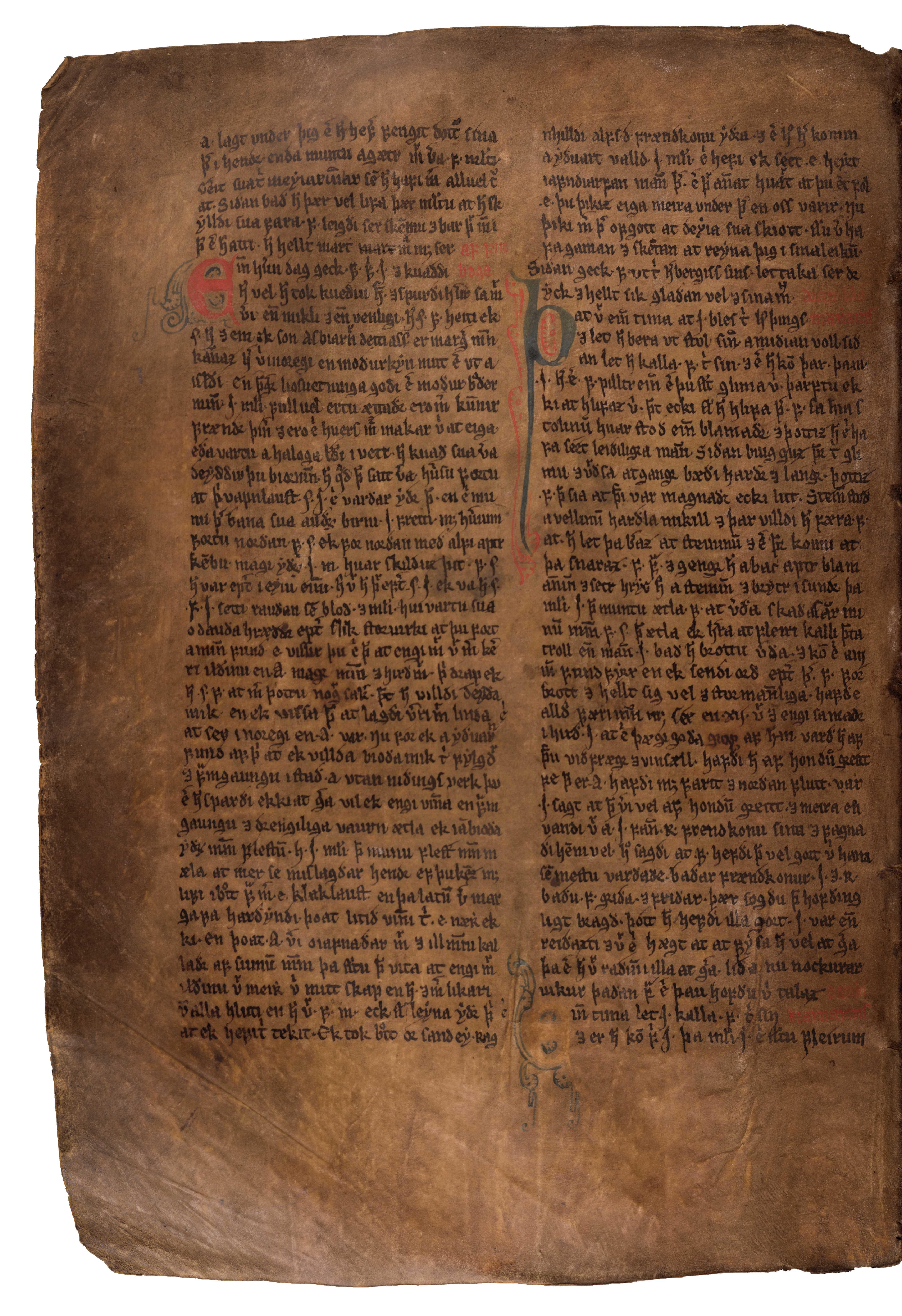 AM 132 fol - 104v