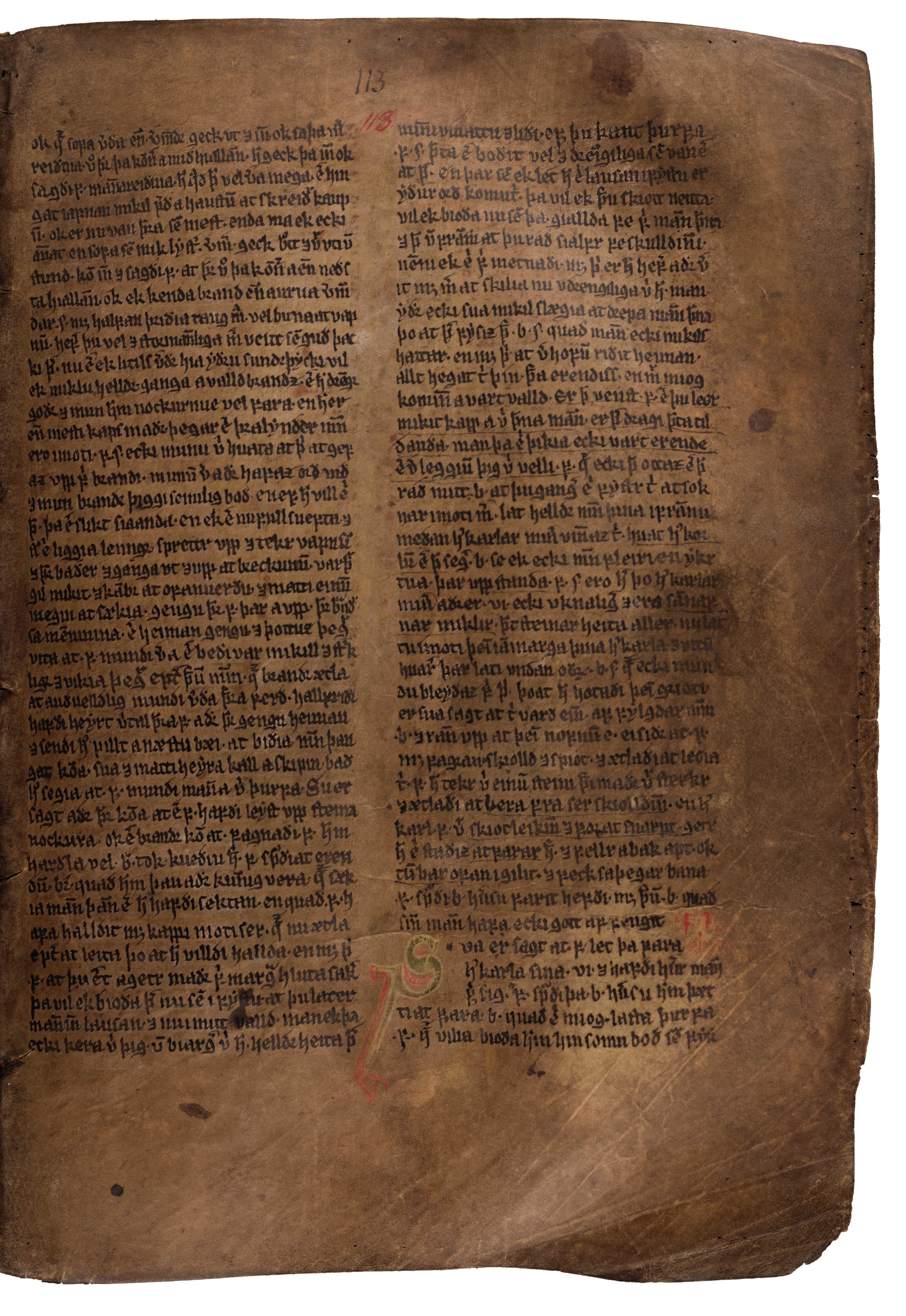 AM 132 fol - 113r