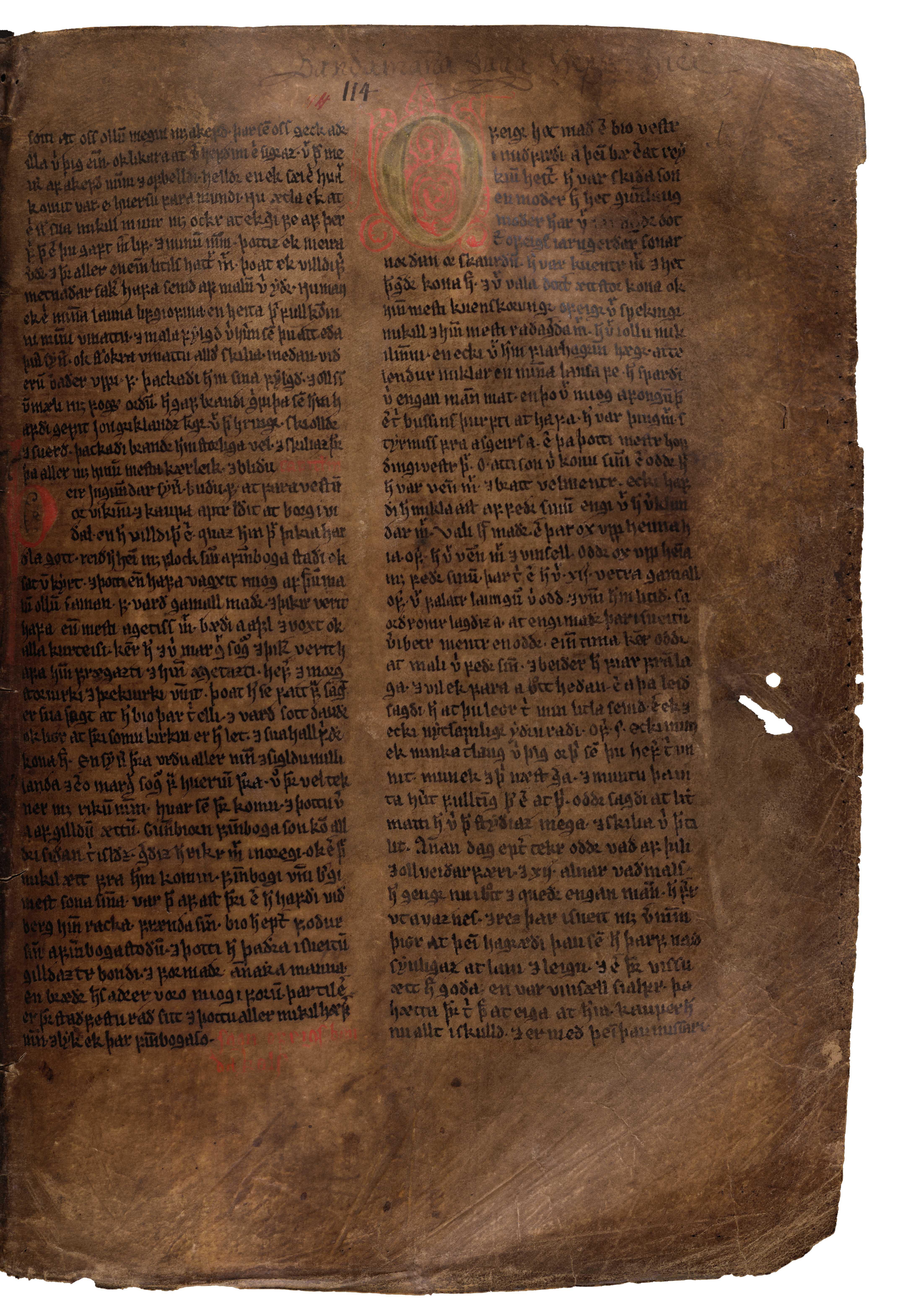 AM 132 fol - 114r