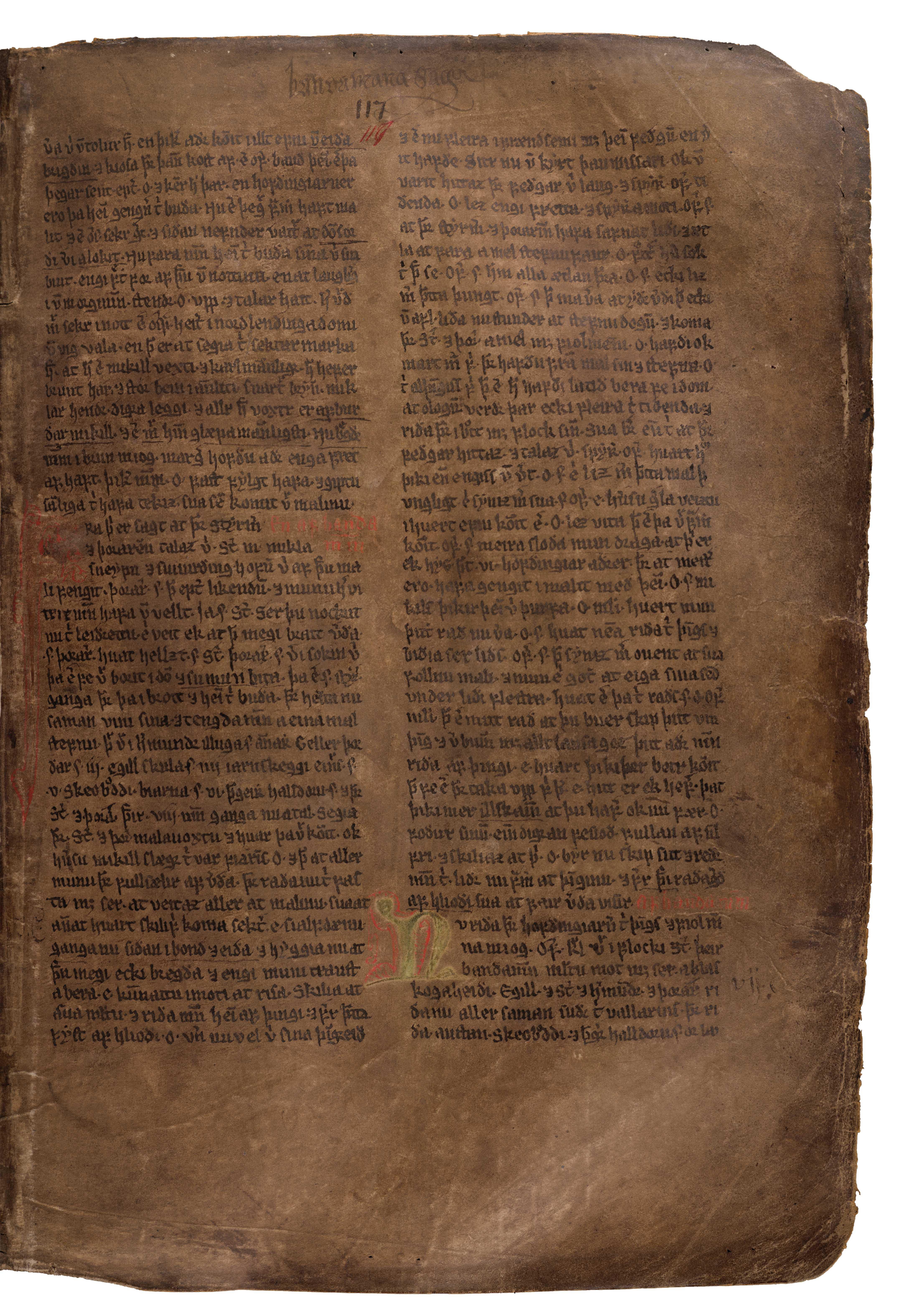AM 132 fol - 117r