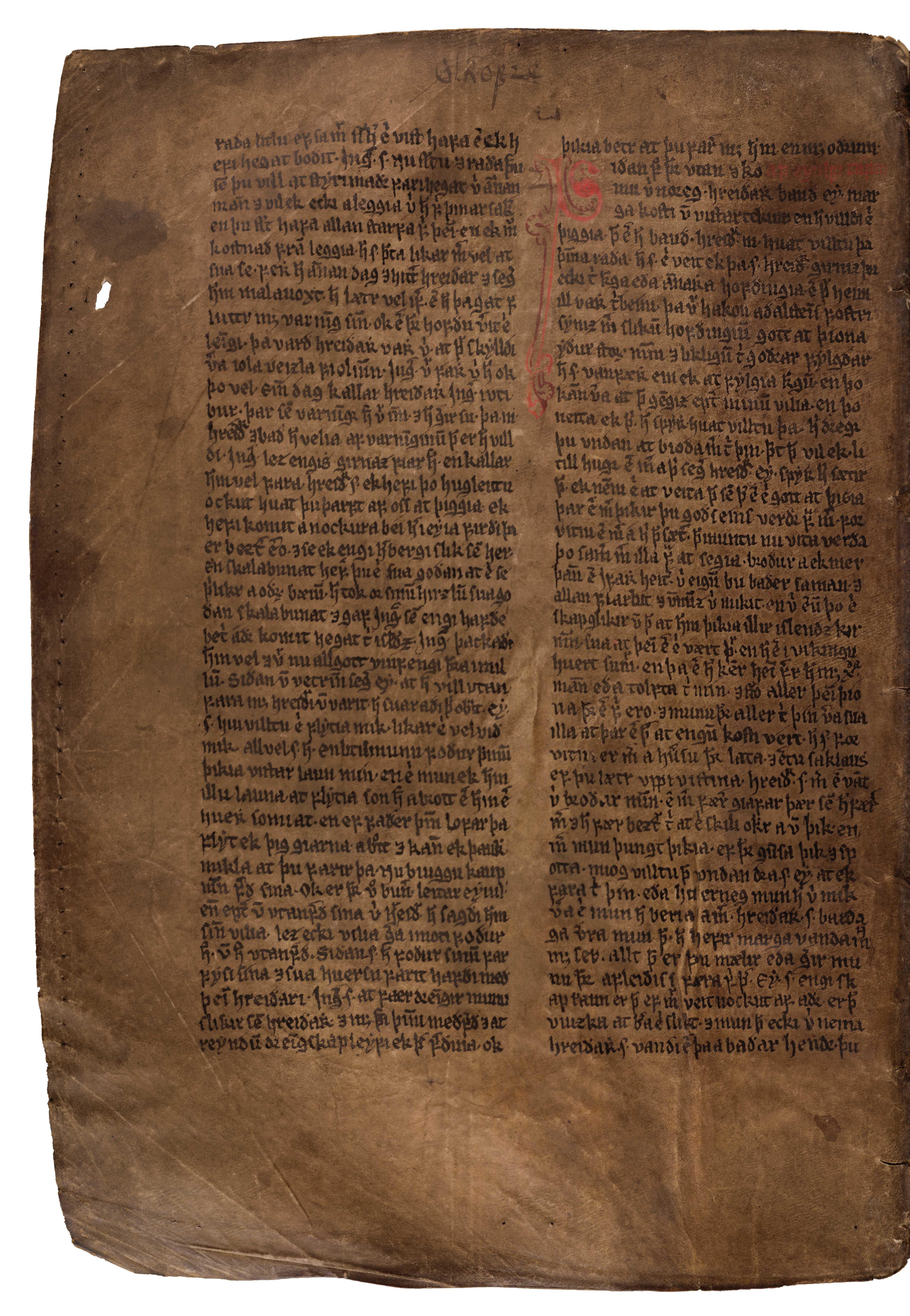 AM 132 fol - 129v