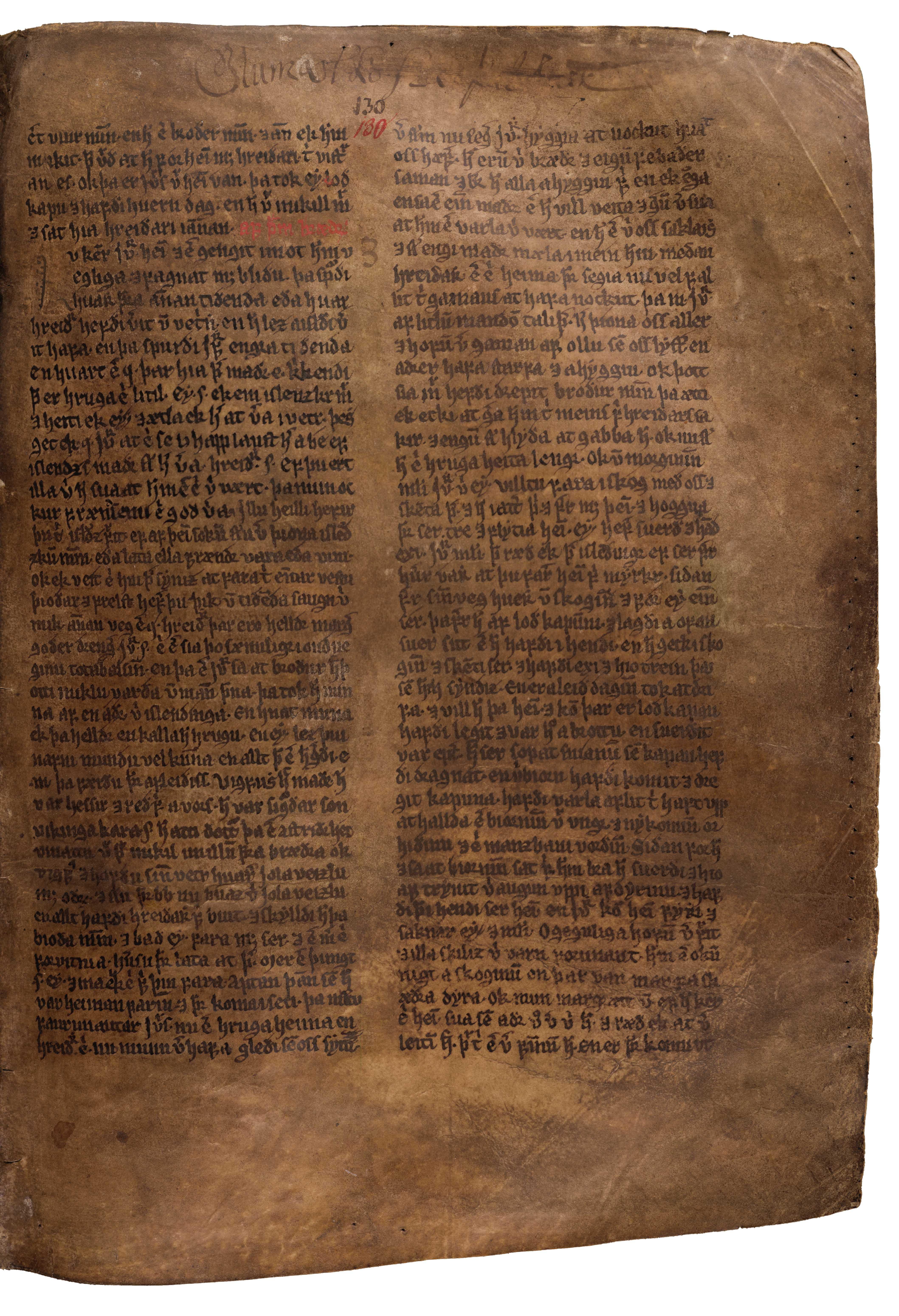 AM 132 fol - 130r