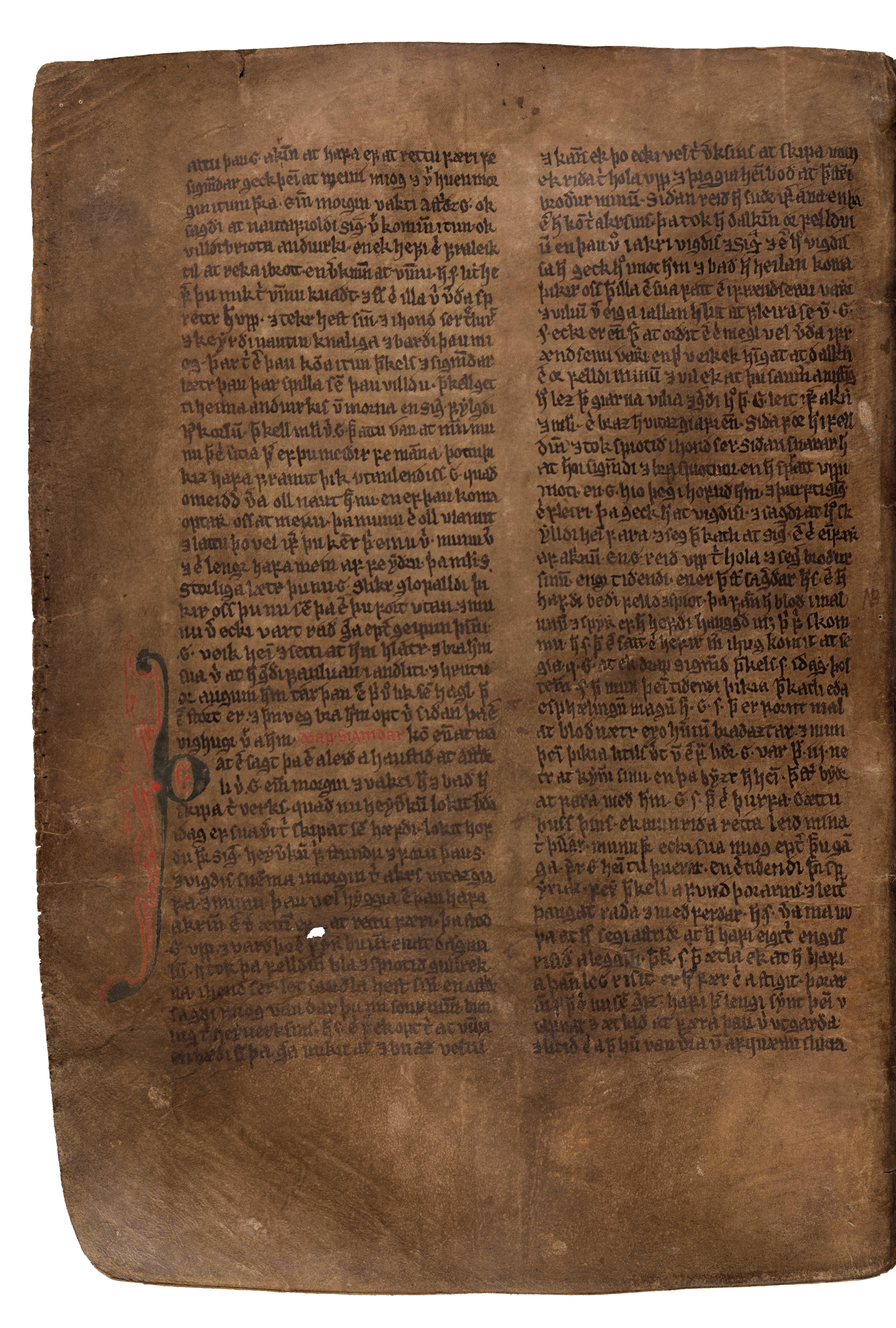 AM 132 fol - 132v