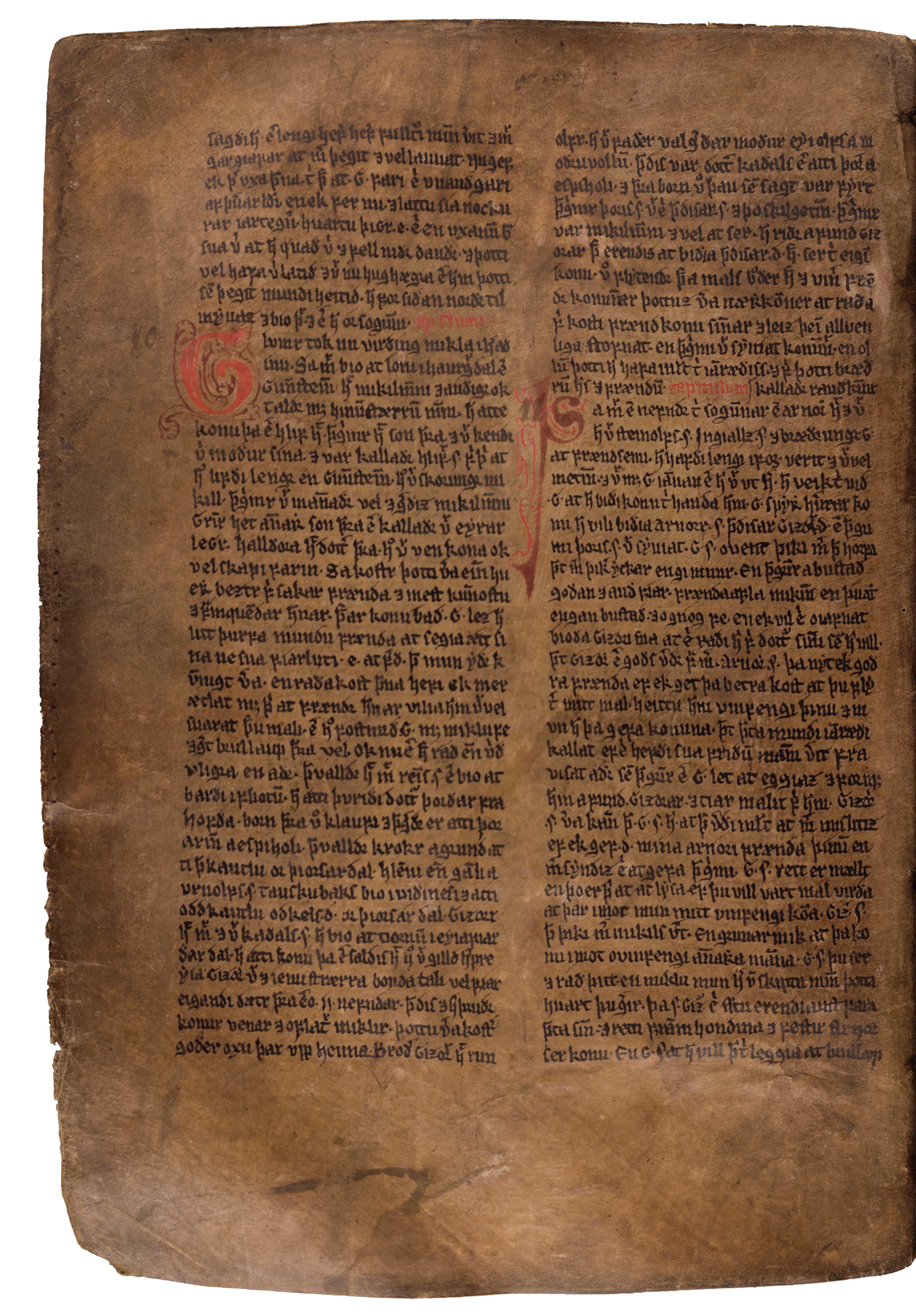 AM 132 fol - 133v