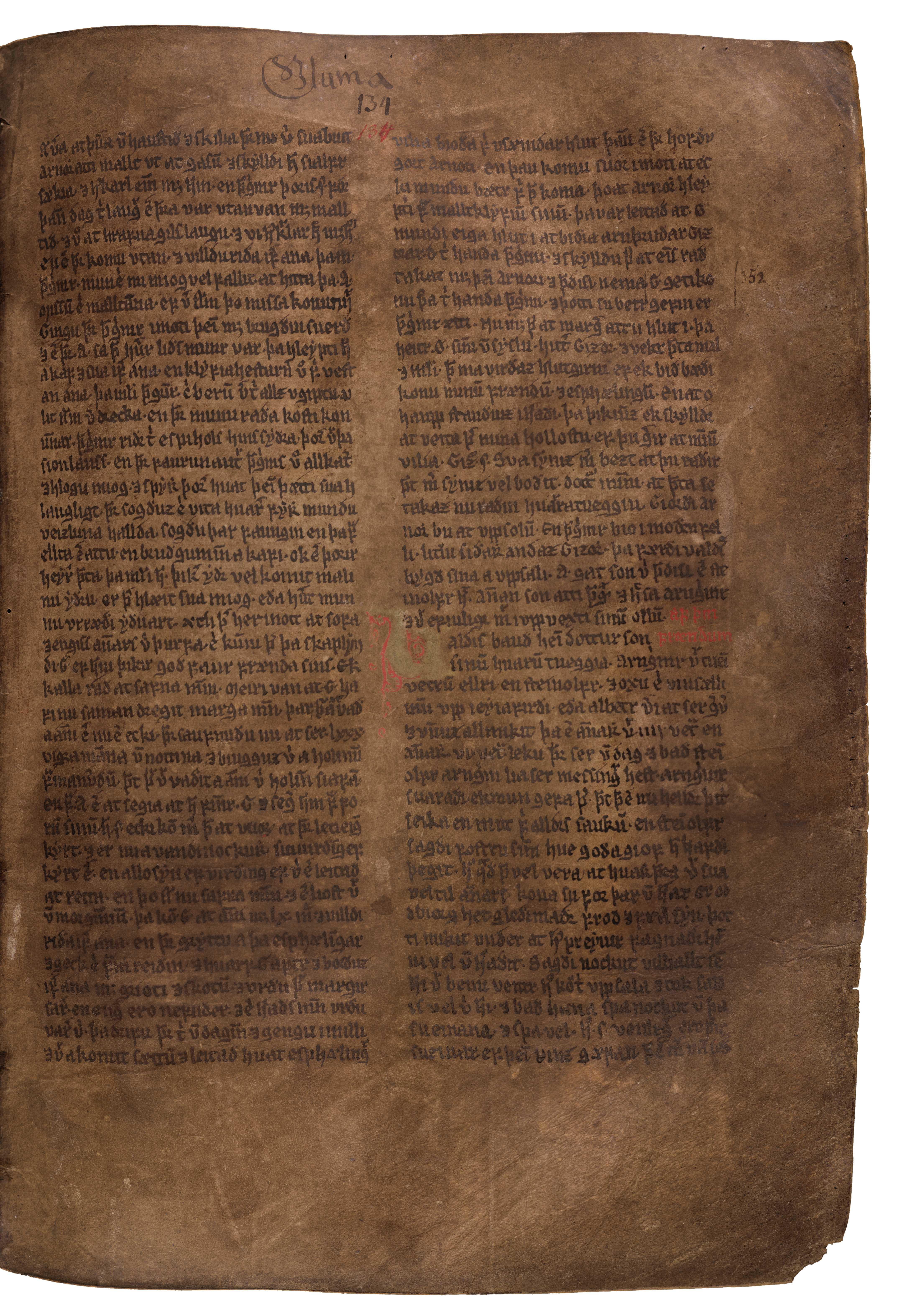 AM 132 fol - 134r