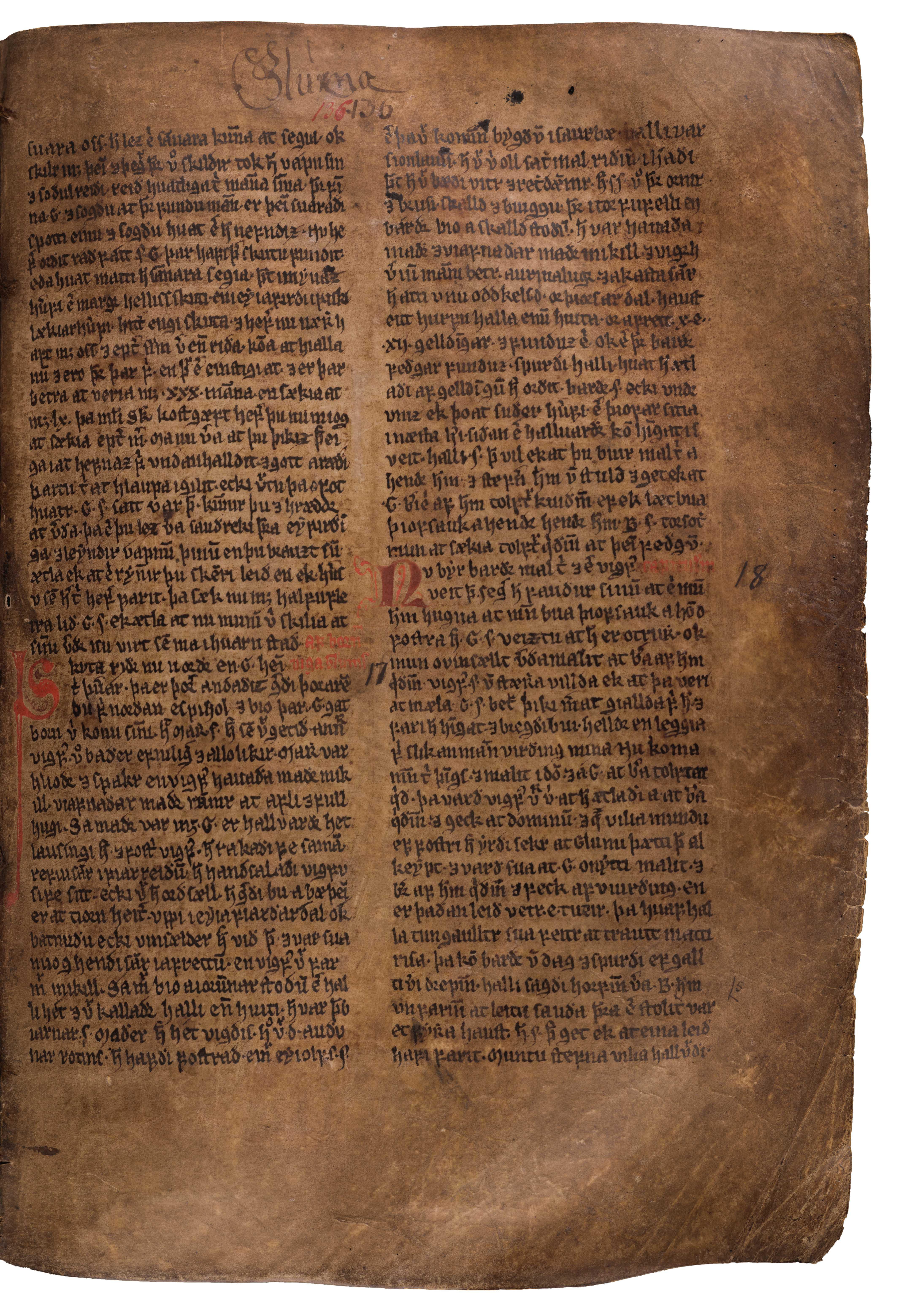 AM 132 fol - 136r