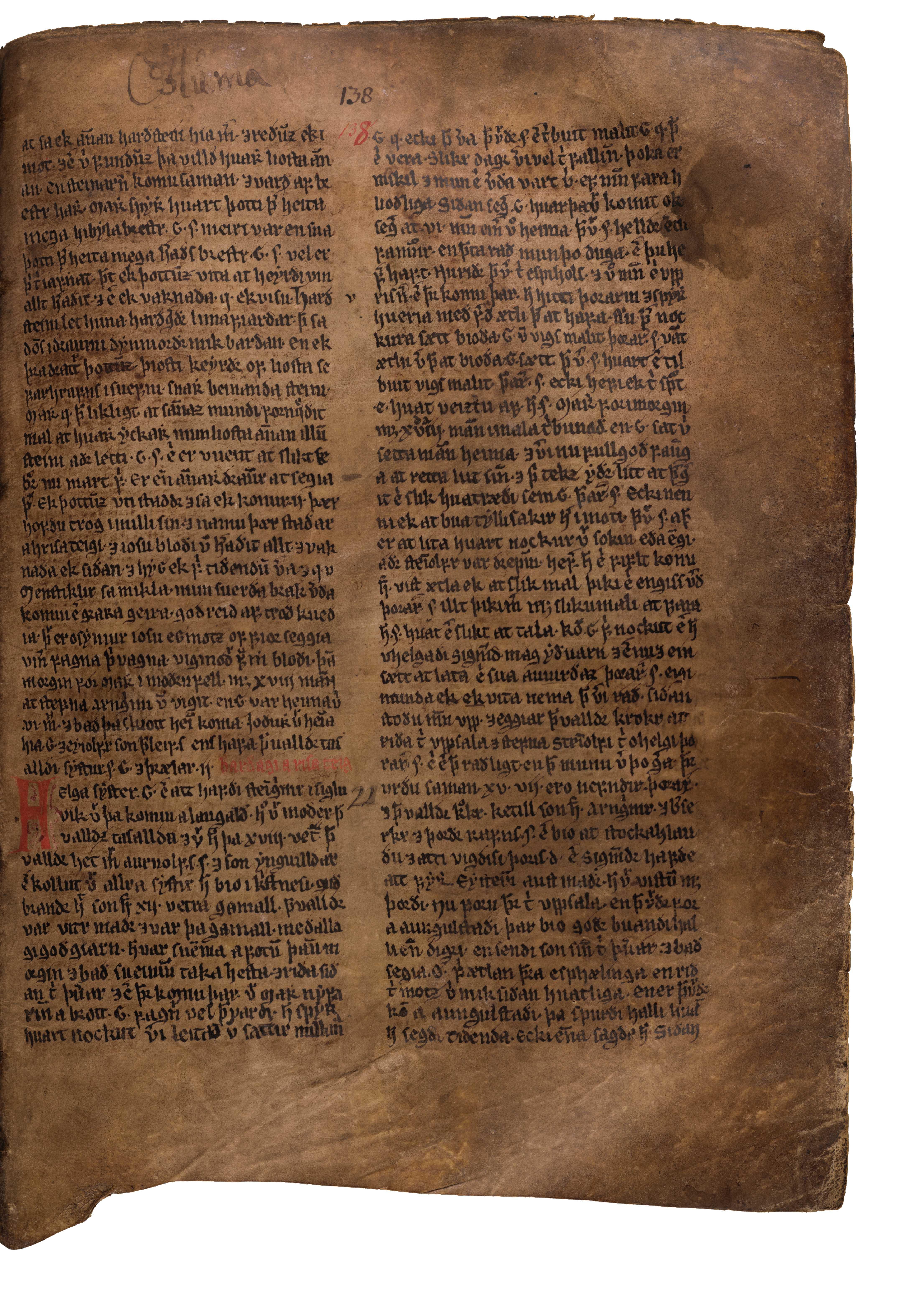 AM 132 fol - 138r