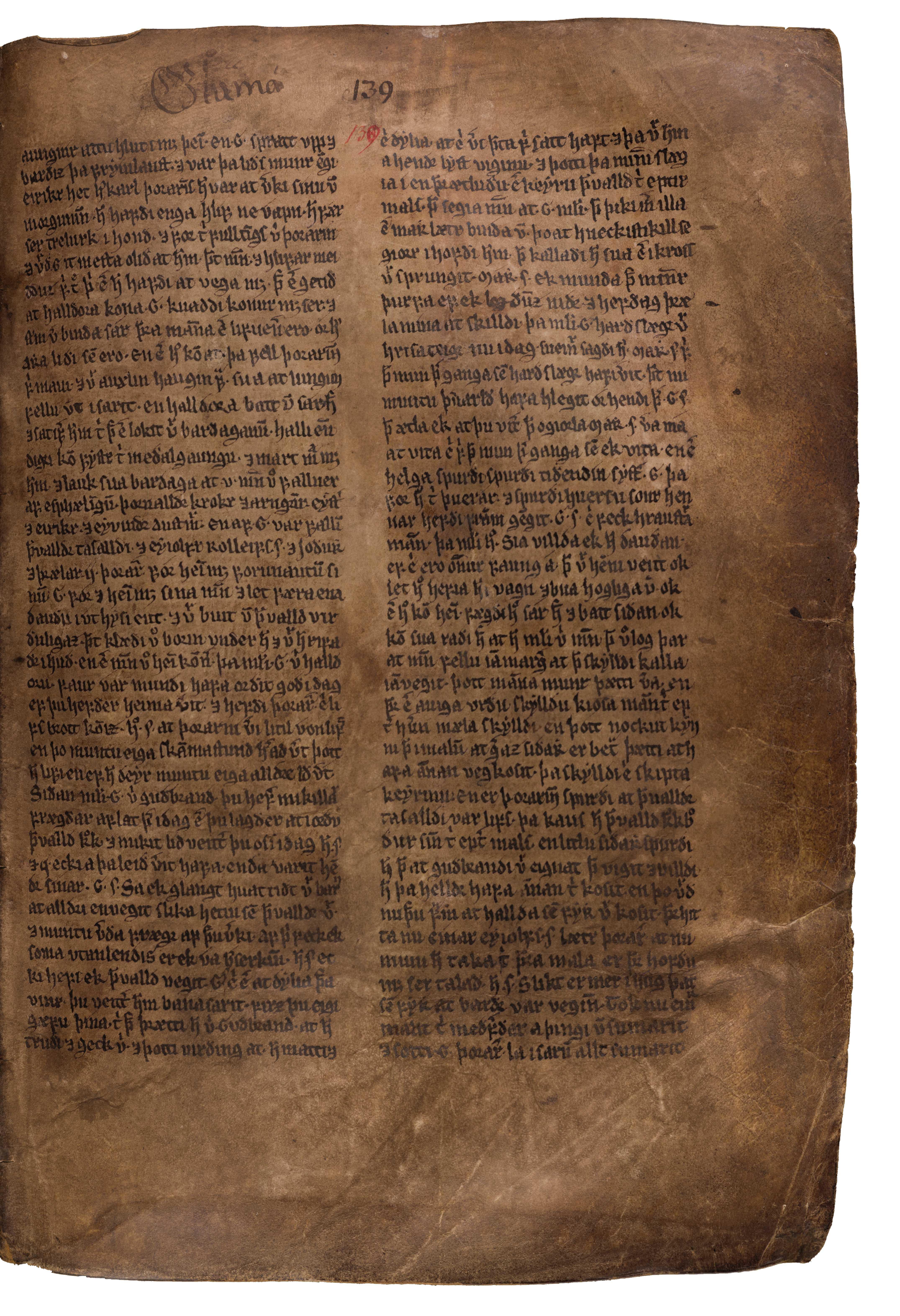 AM 132 fol - 139r