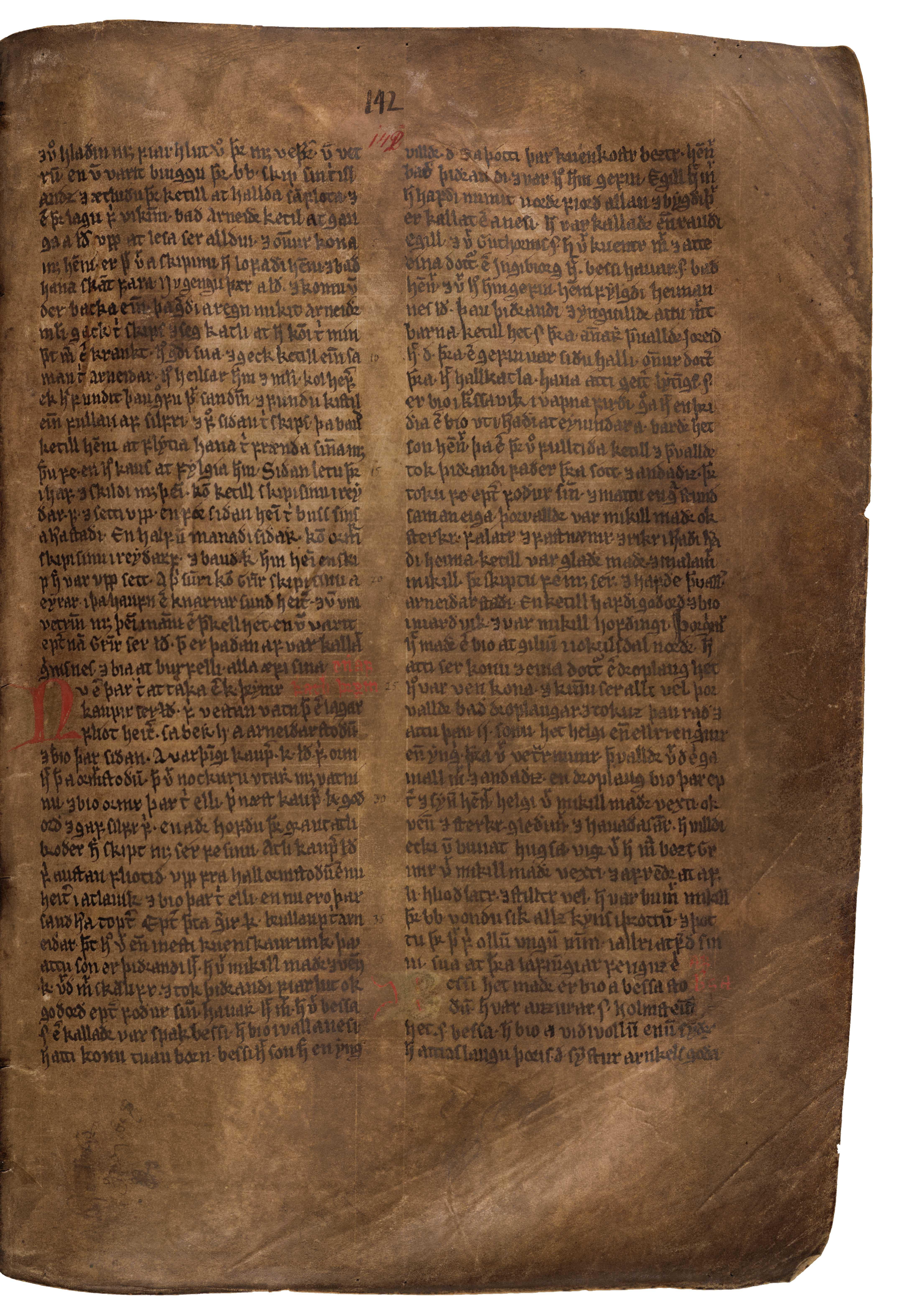 AM 132 fol - 142r