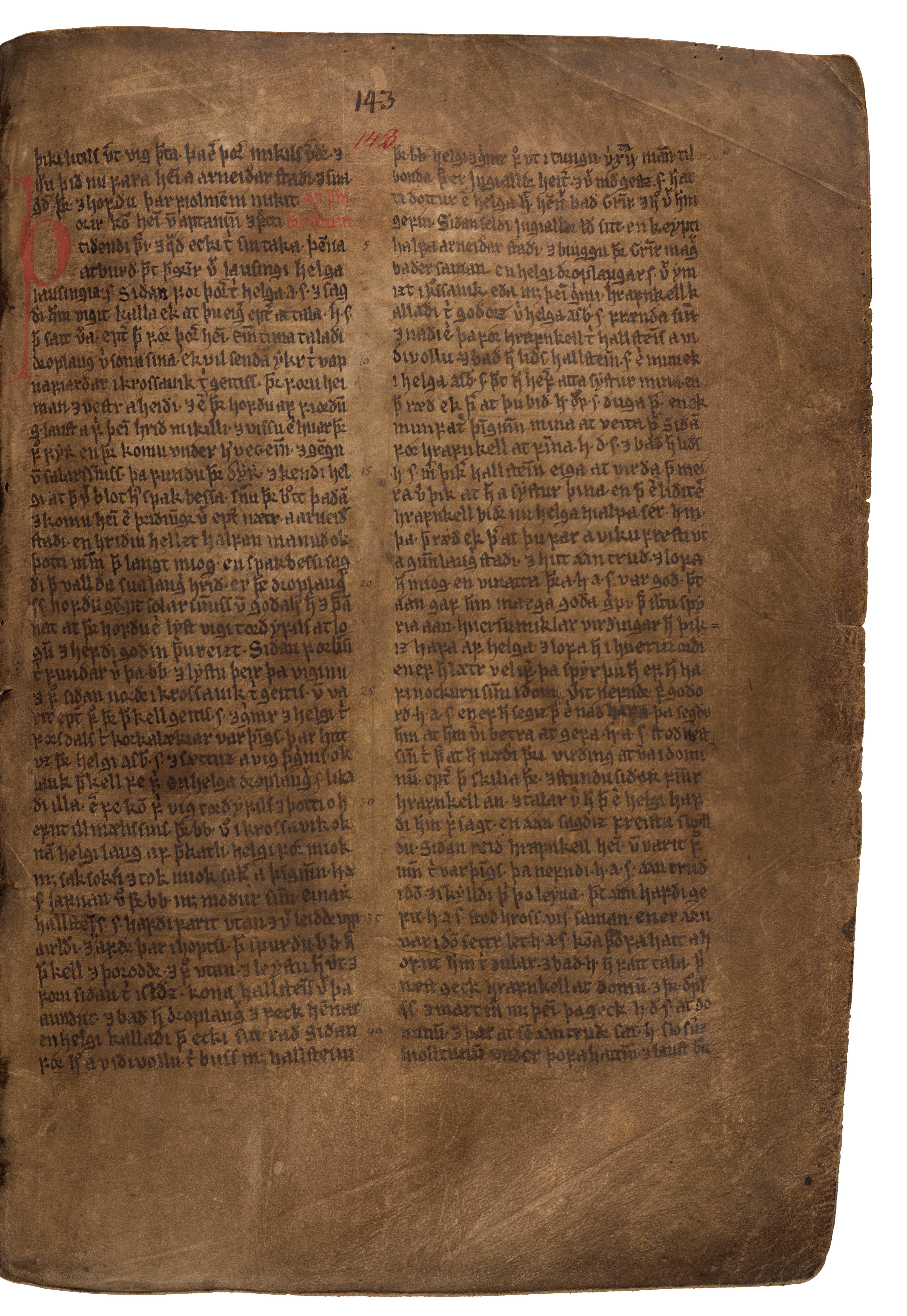 AM 132 fol - 143r
