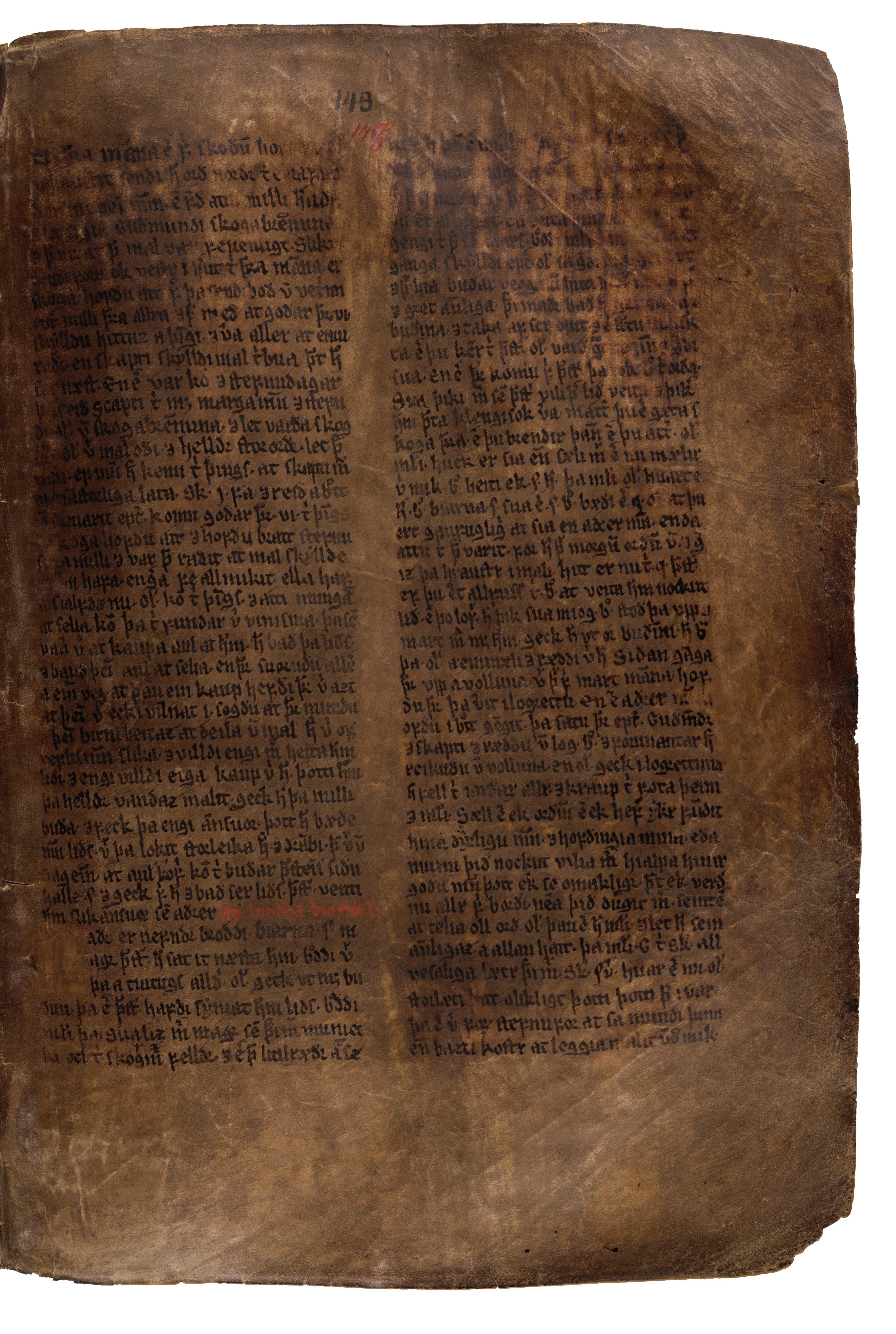 AM 132 fol - 148r