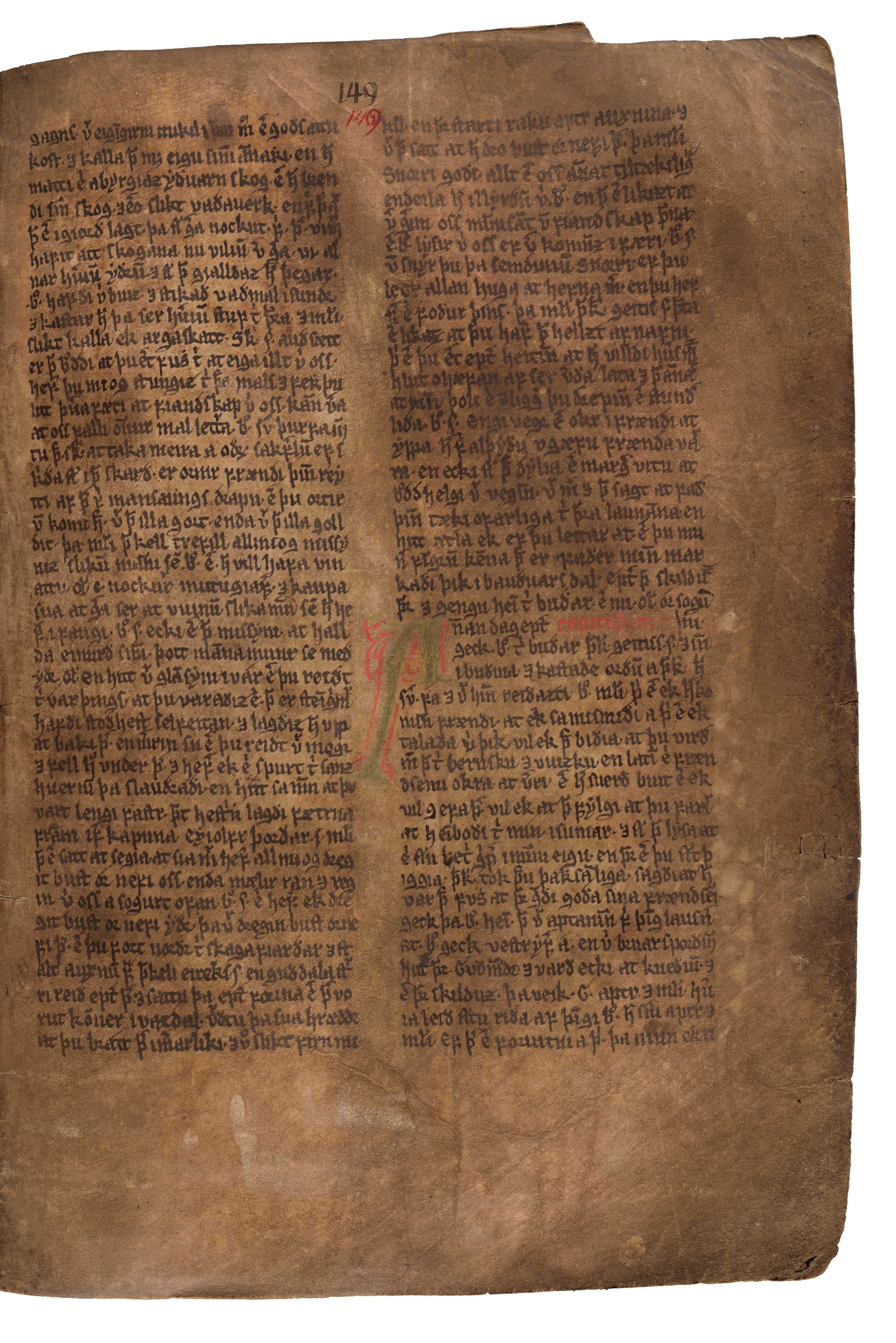 AM 132 fol - 149r
