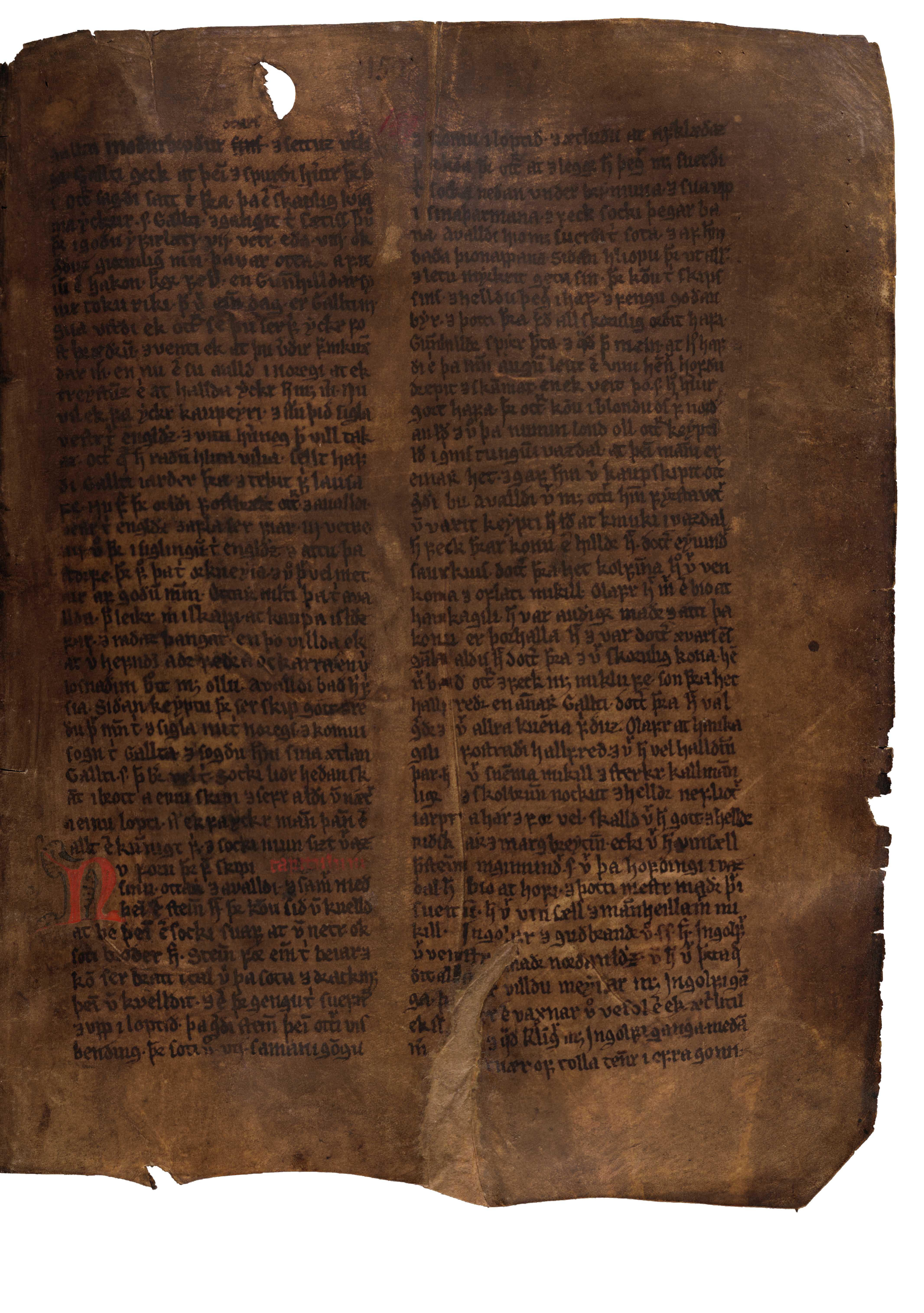 AM 132 fol - 150r
