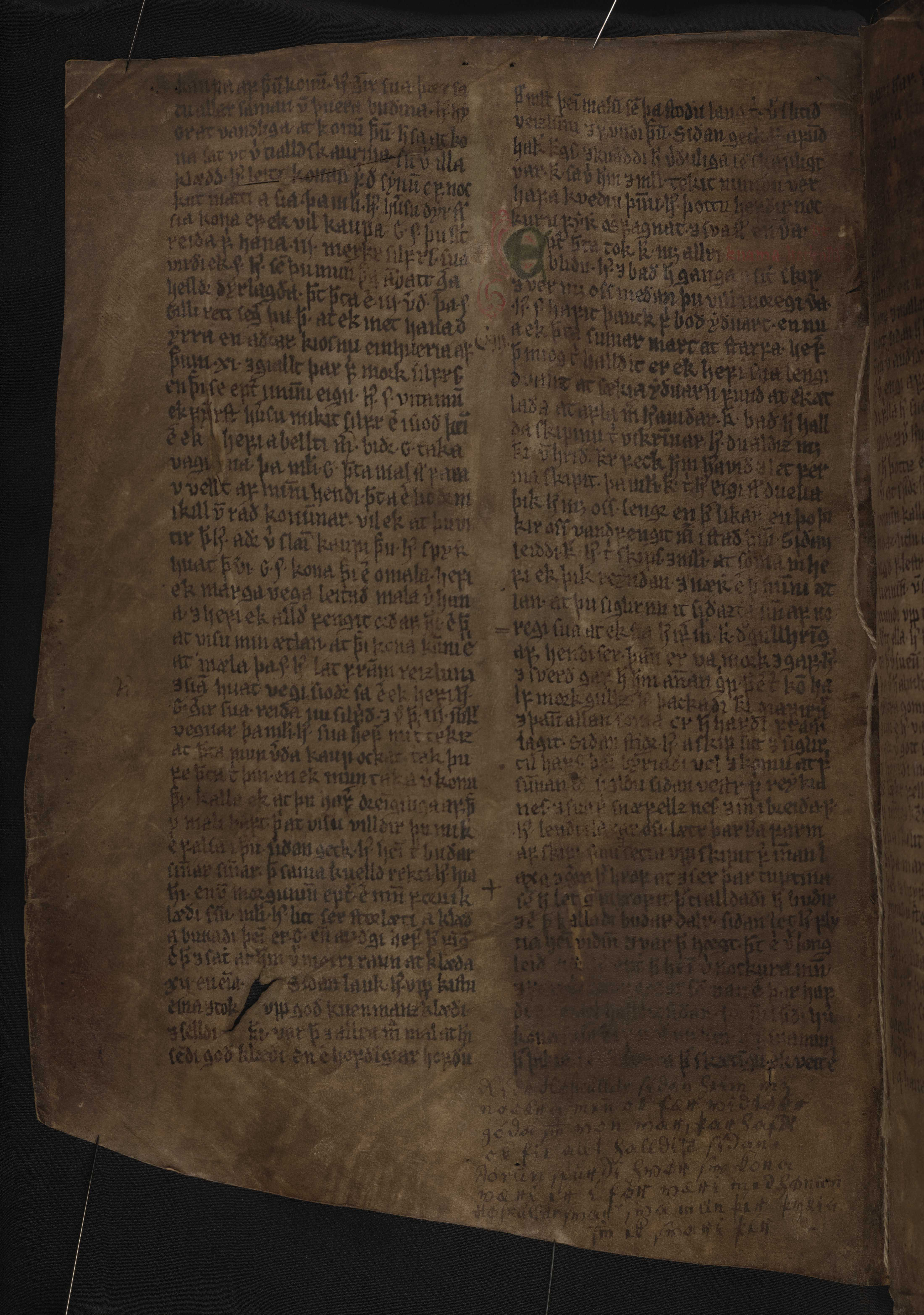 AM 132 fol - 159v