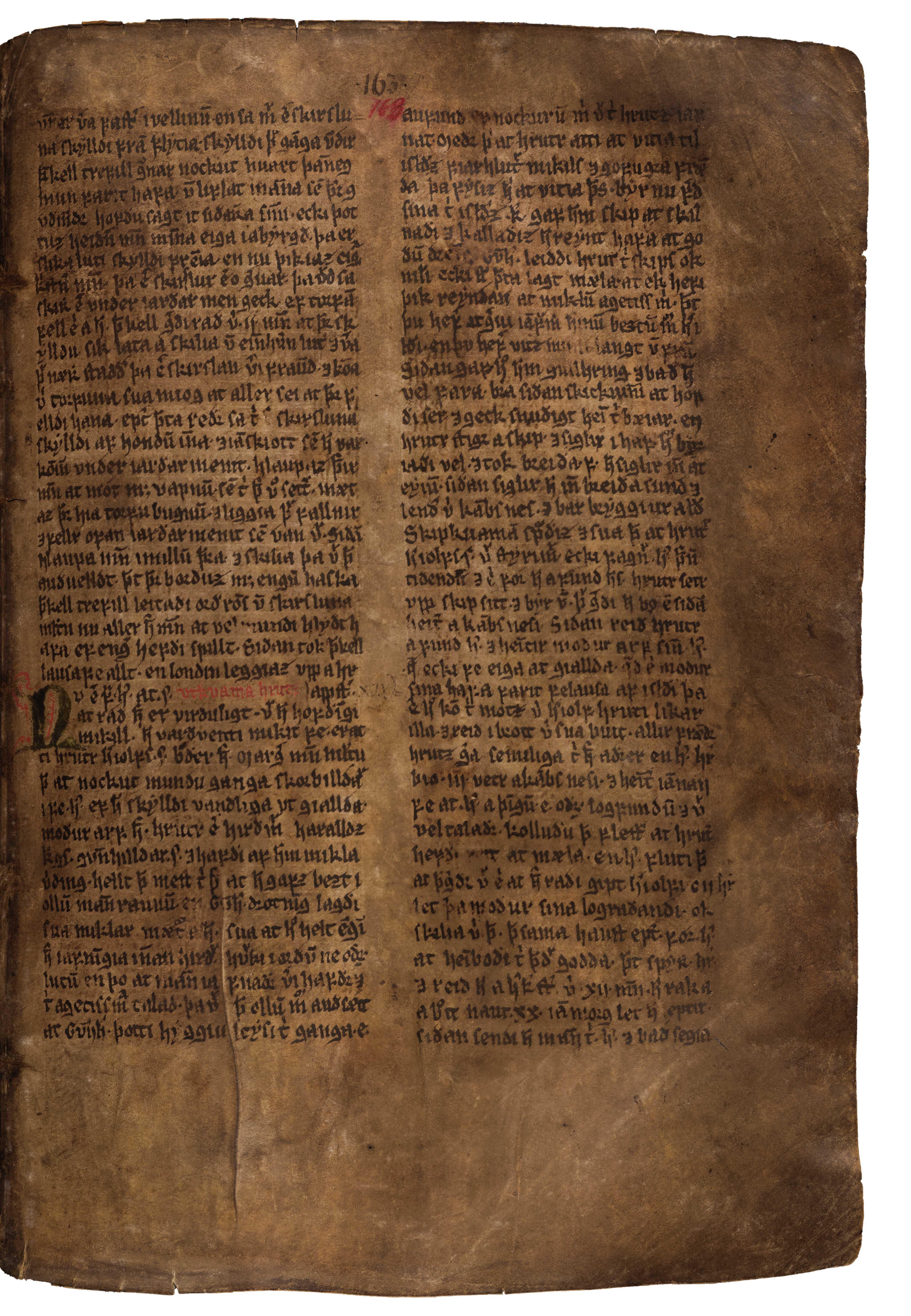 AM 132 fol - 163r