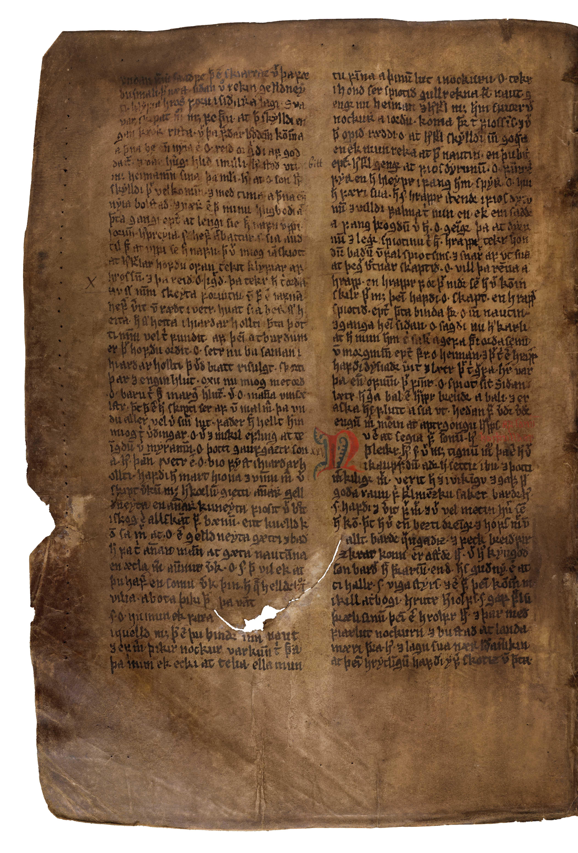 AM 132 fol - 167v
