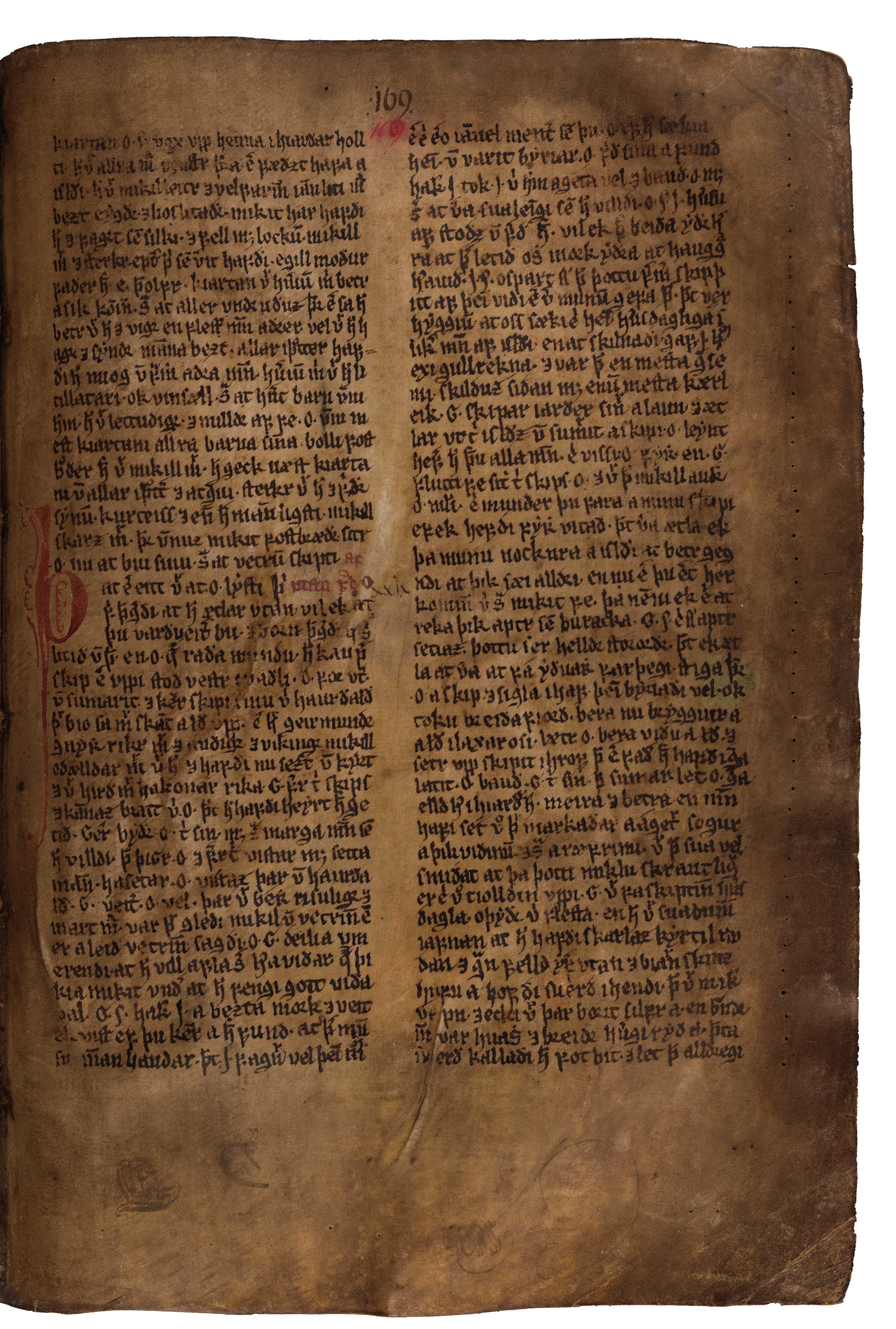 AM 132 fol - 169r