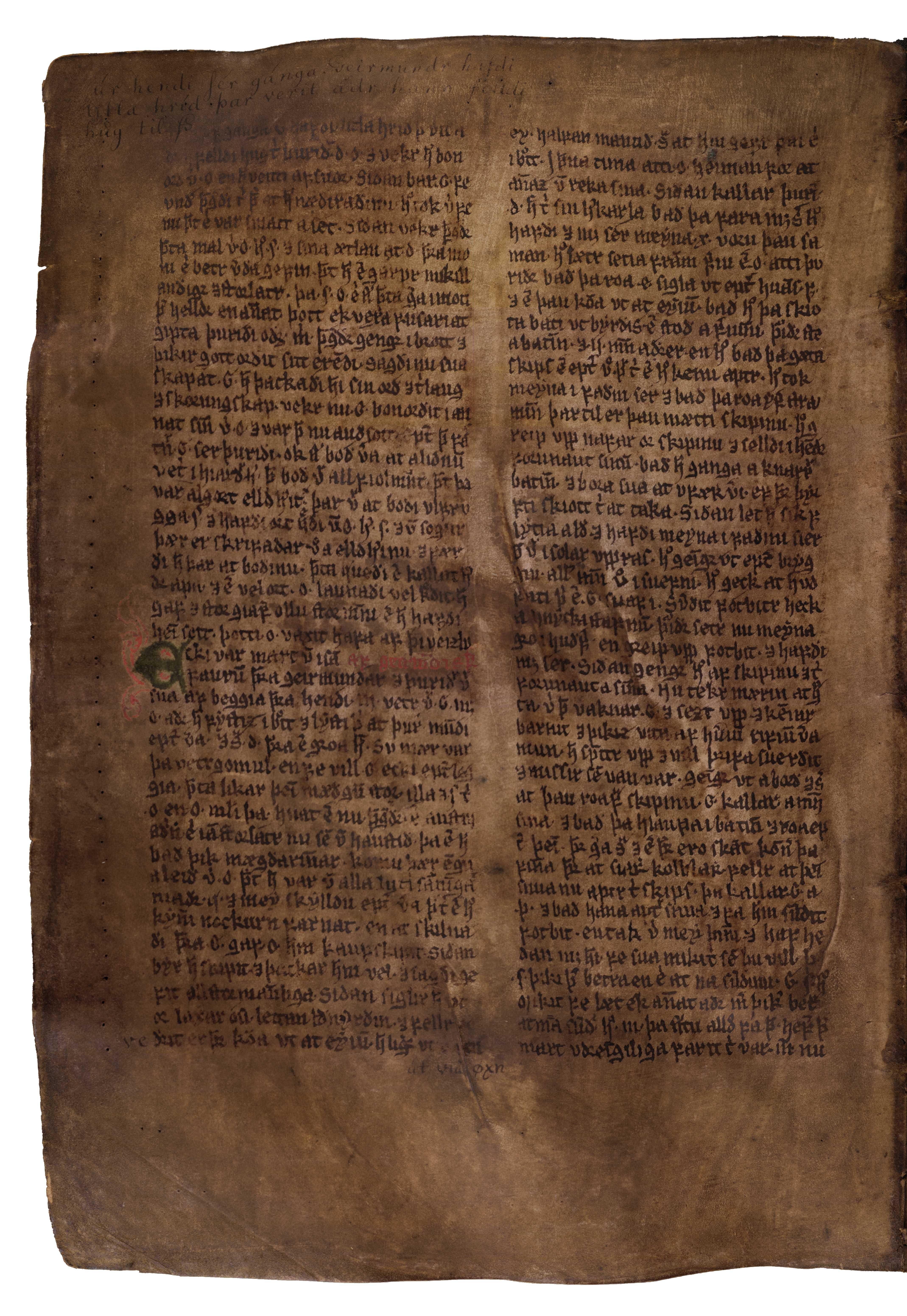 AM 132 fol - 169v