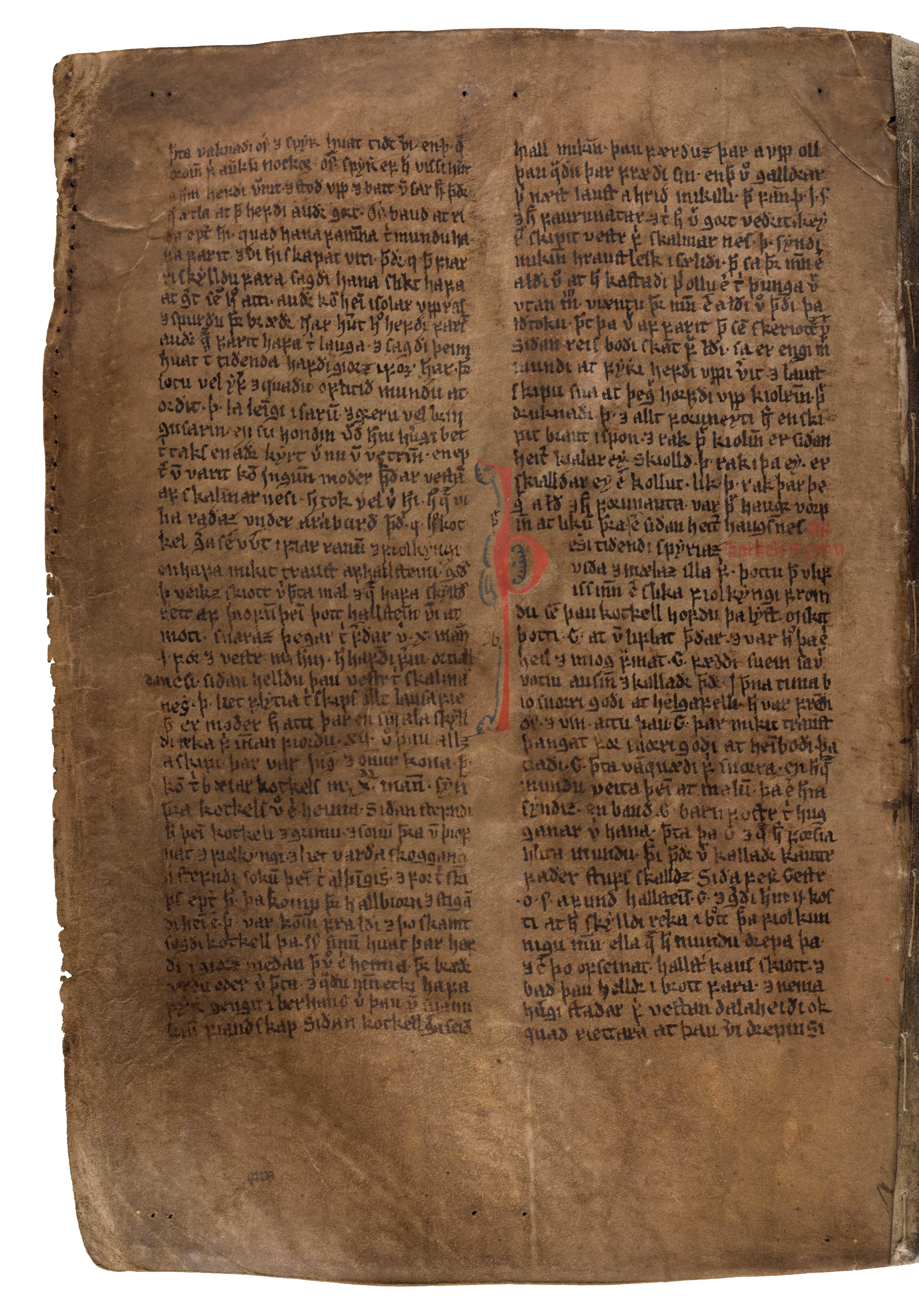 AM 132 fol - 172v