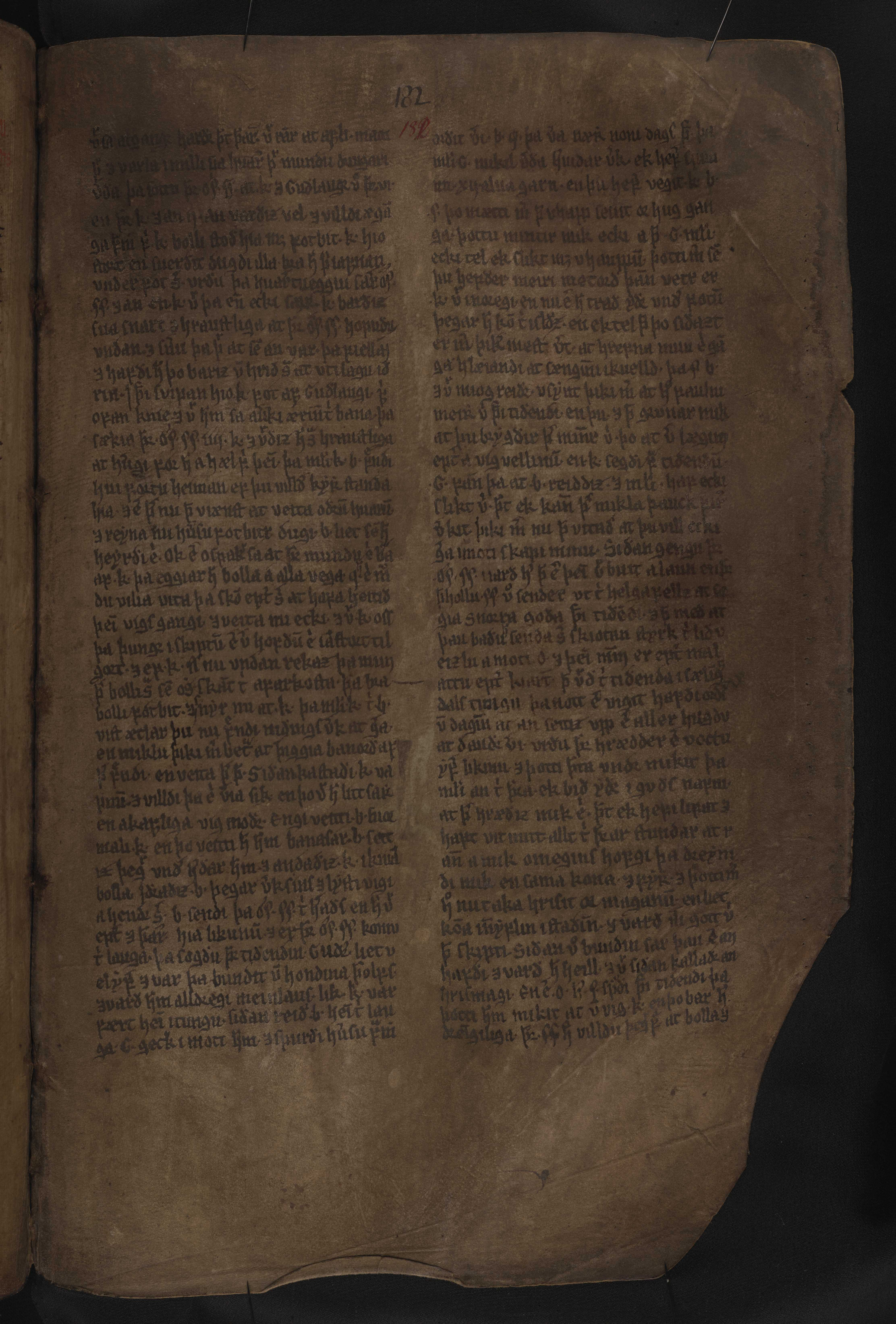 AM 132 fol - 182r