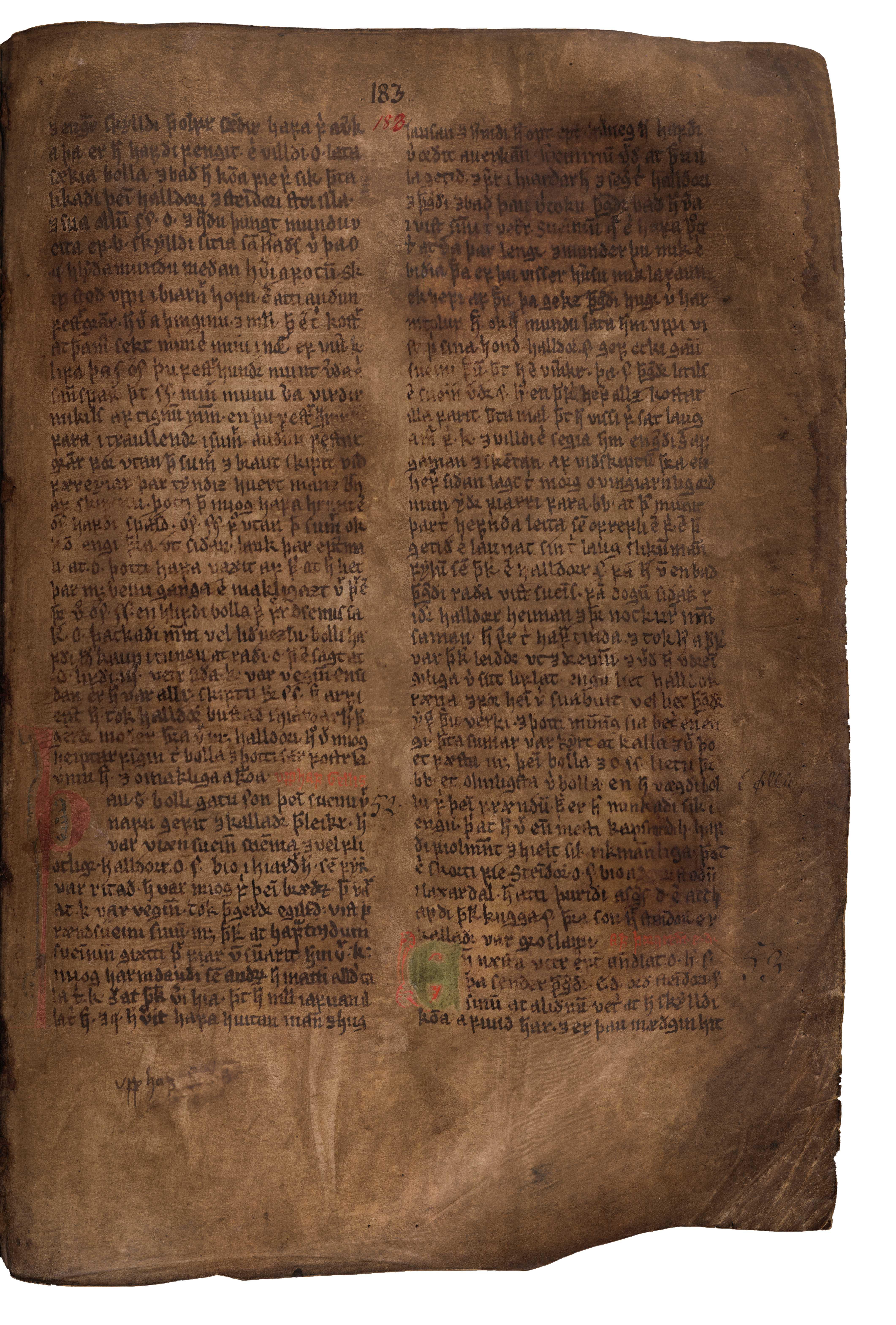 AM 132 fol - 183r