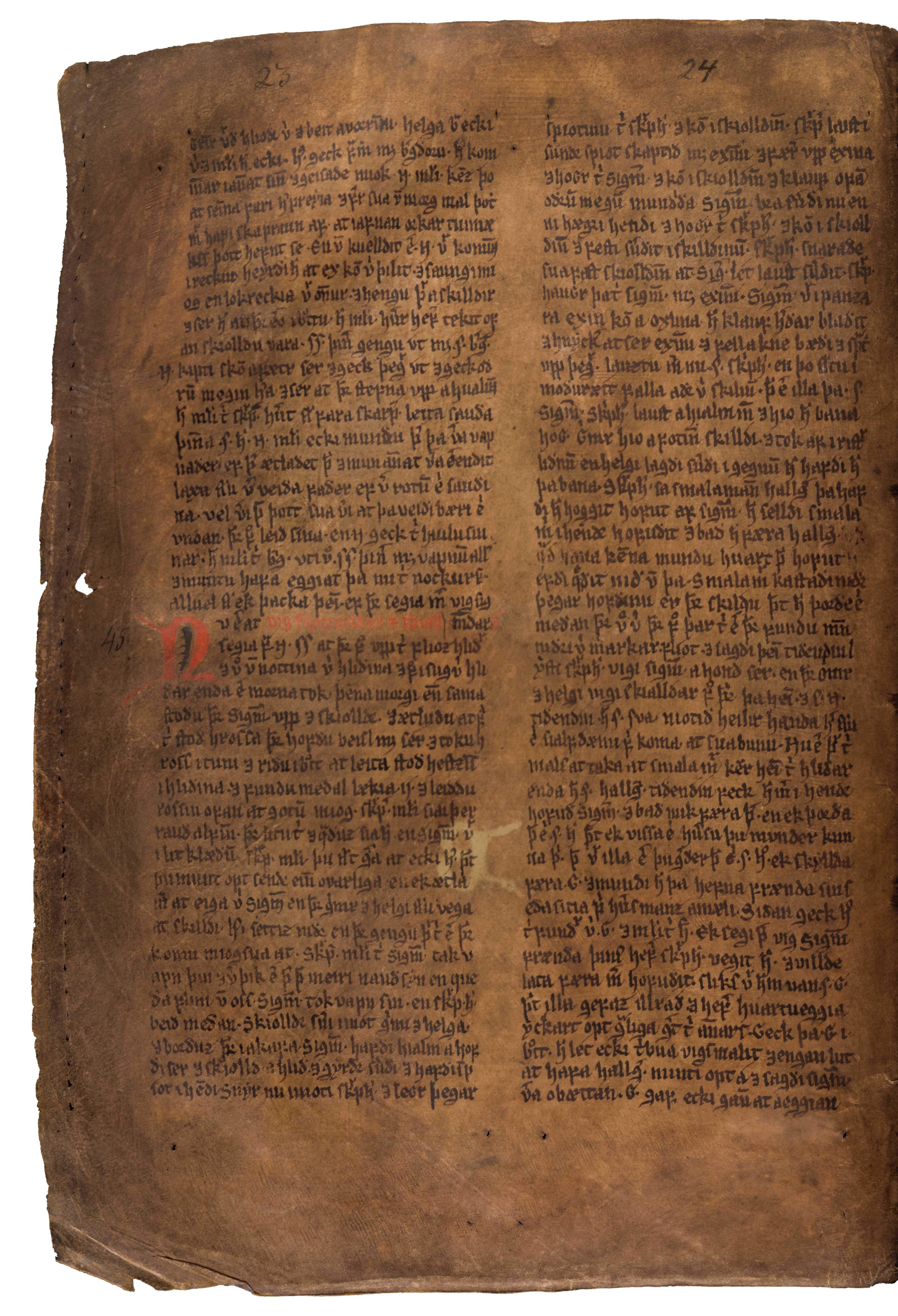 AM 132 fol - 16v