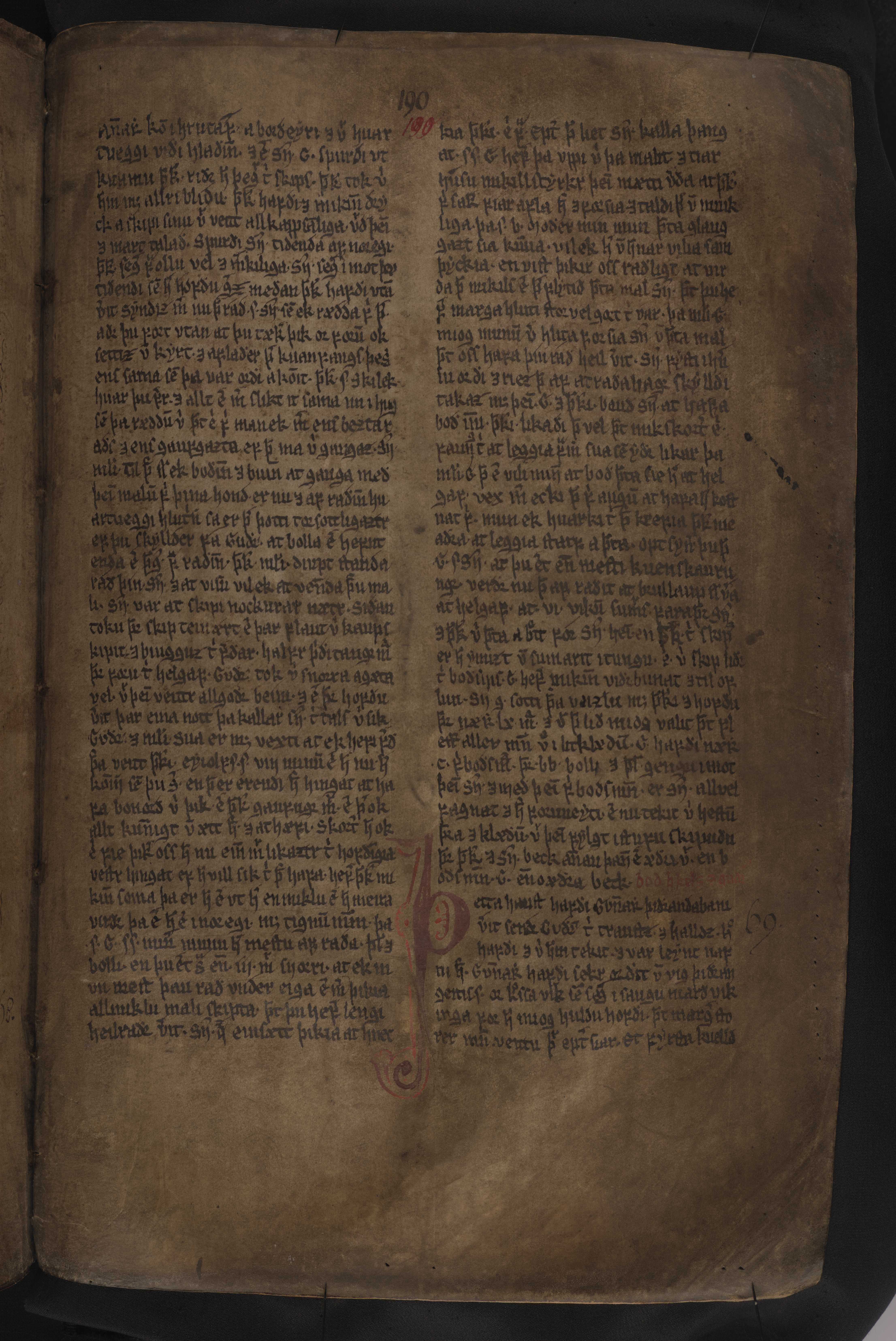 AM 132 fol - 190r