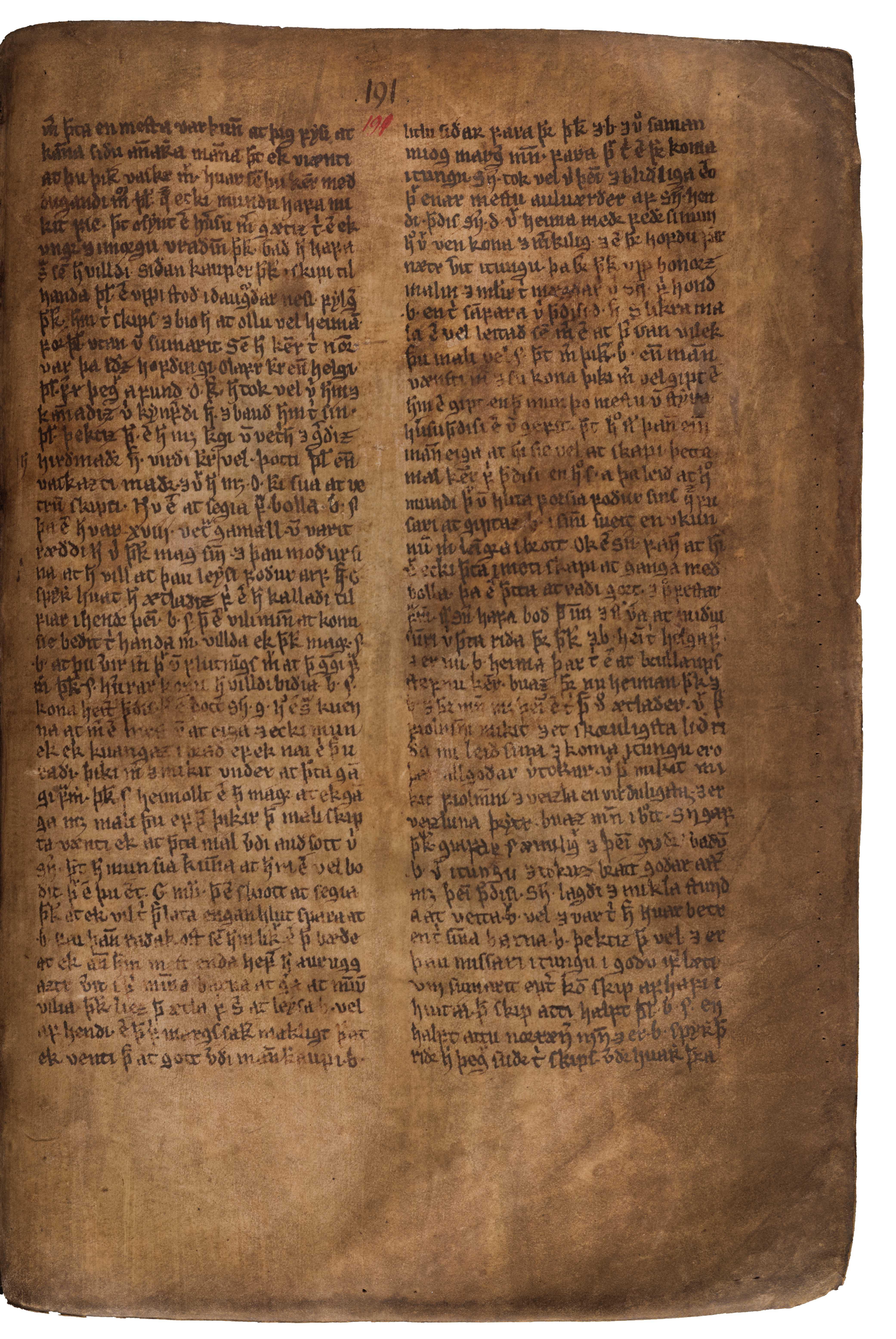AM 132 fol - 191r