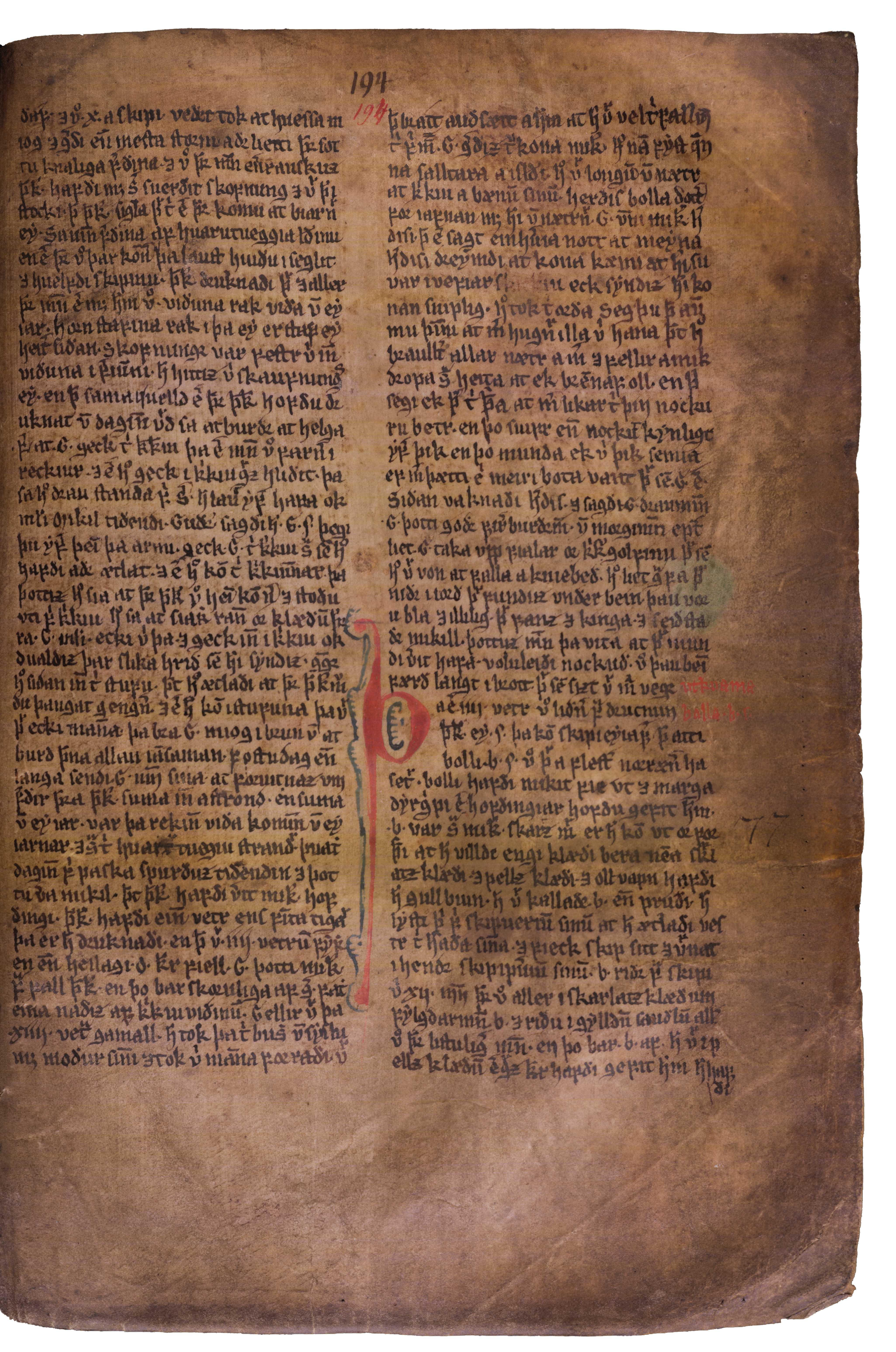 AM 132 fol - 194r