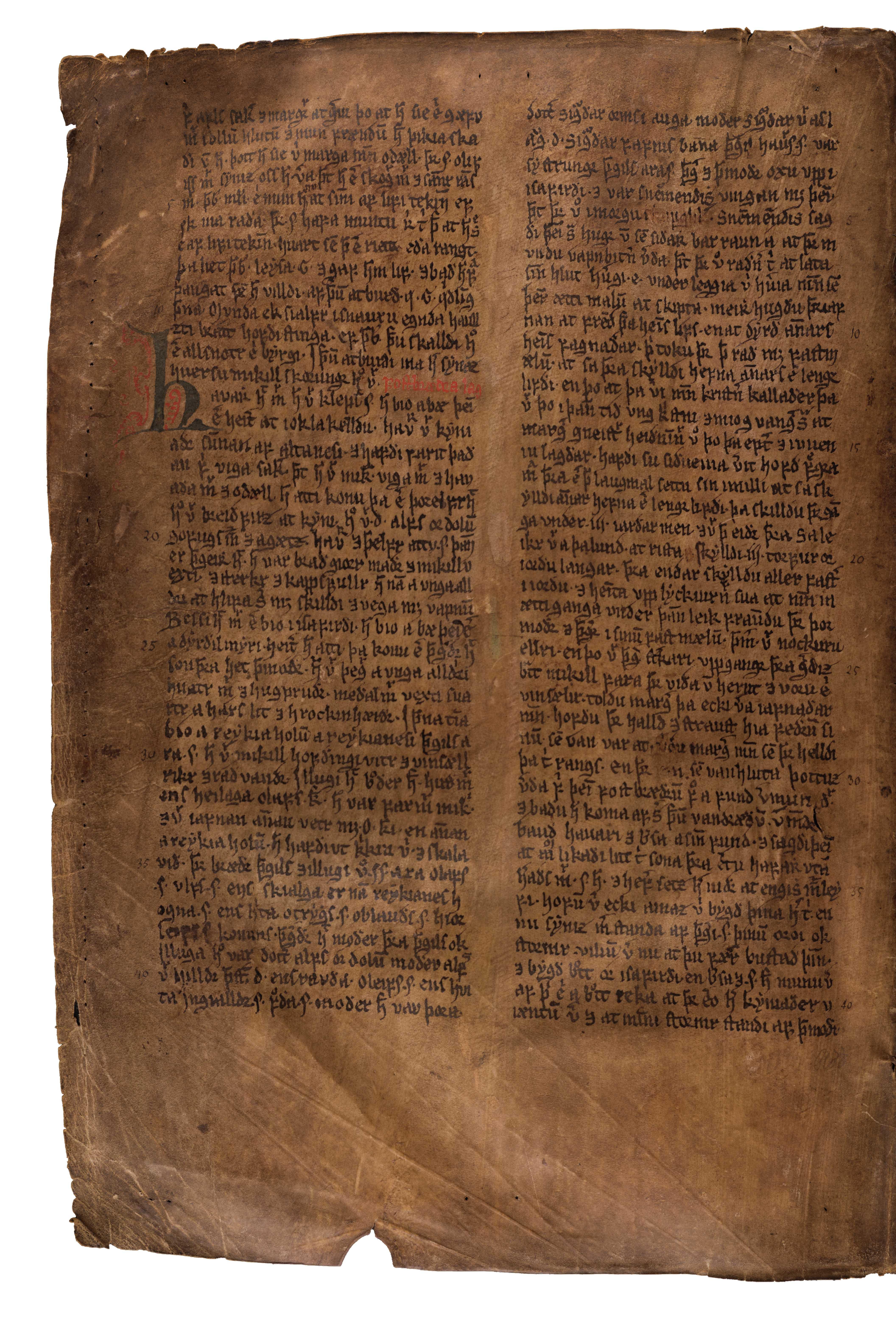 AM 132 fol - 198v