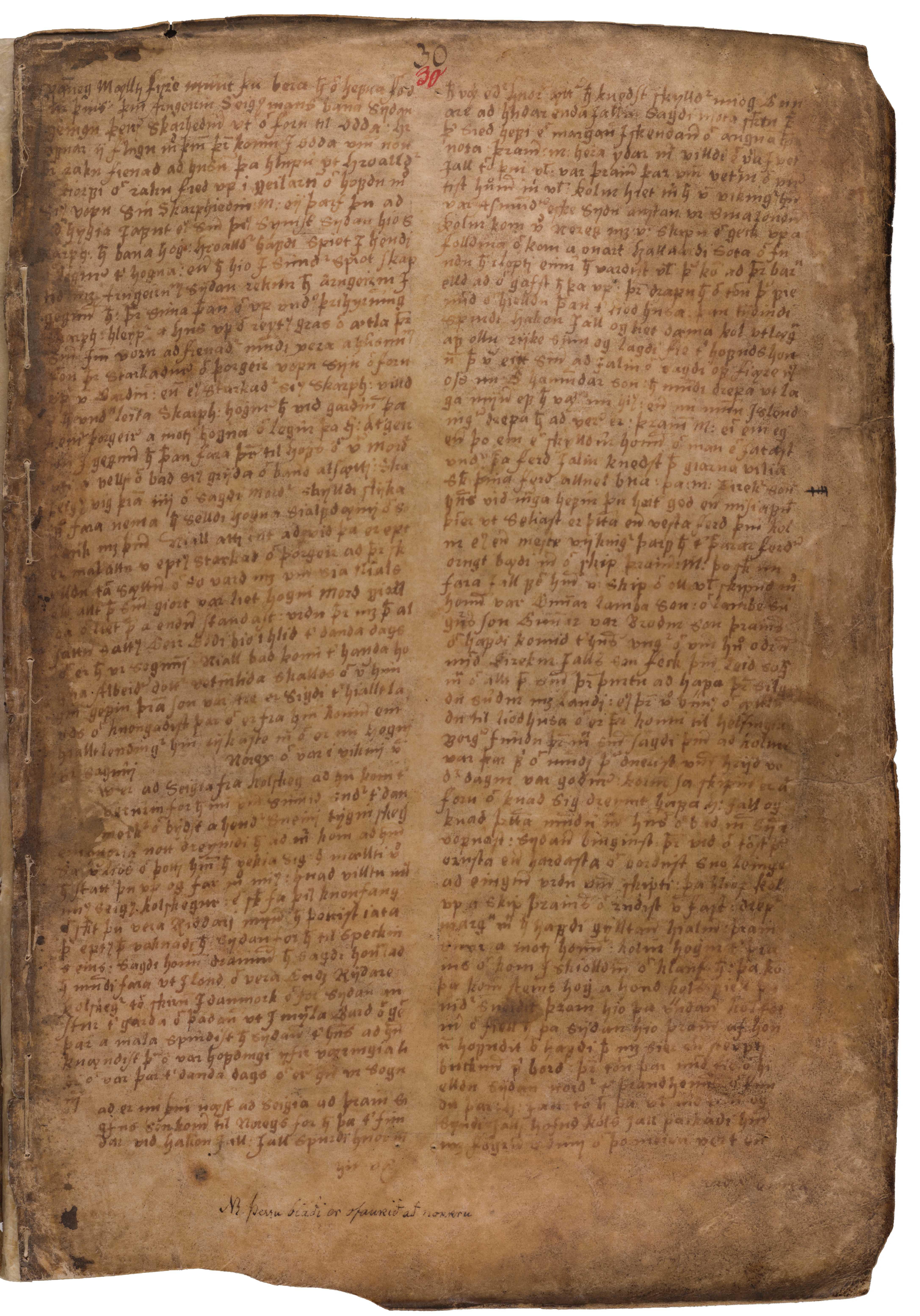 AM 132 fol - 30r