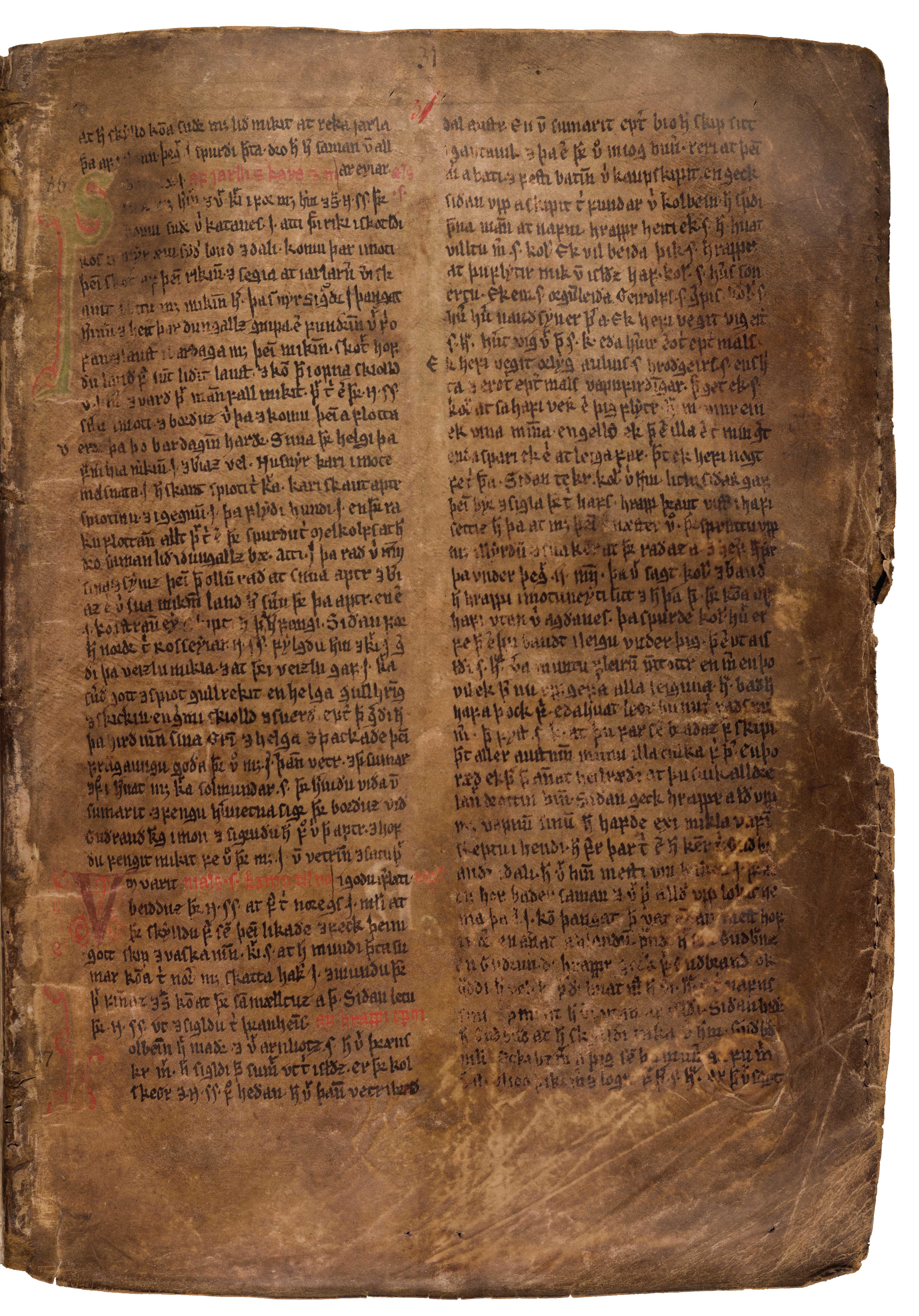 AM 132 fol - 31r