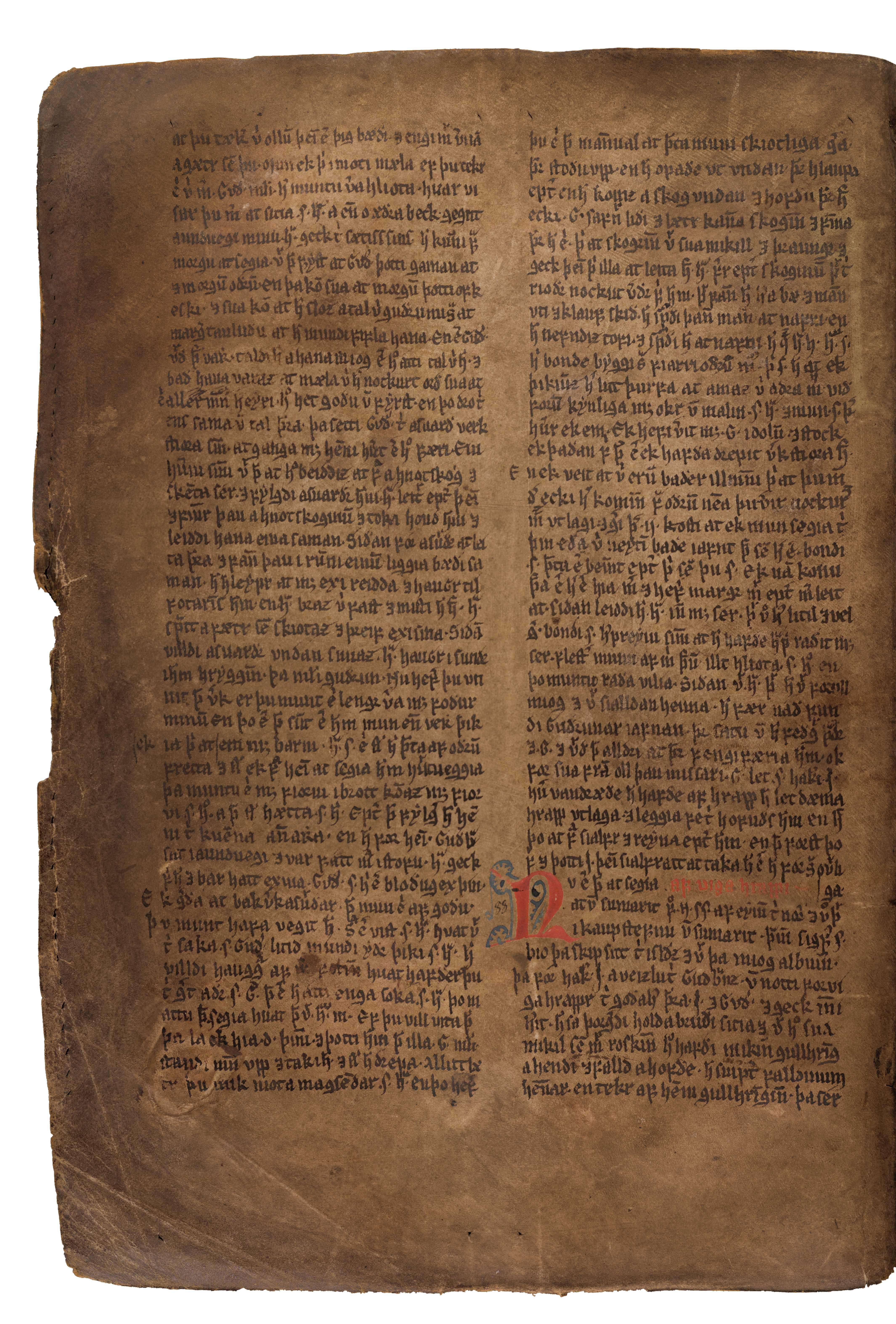 AM 132 fol - 31v