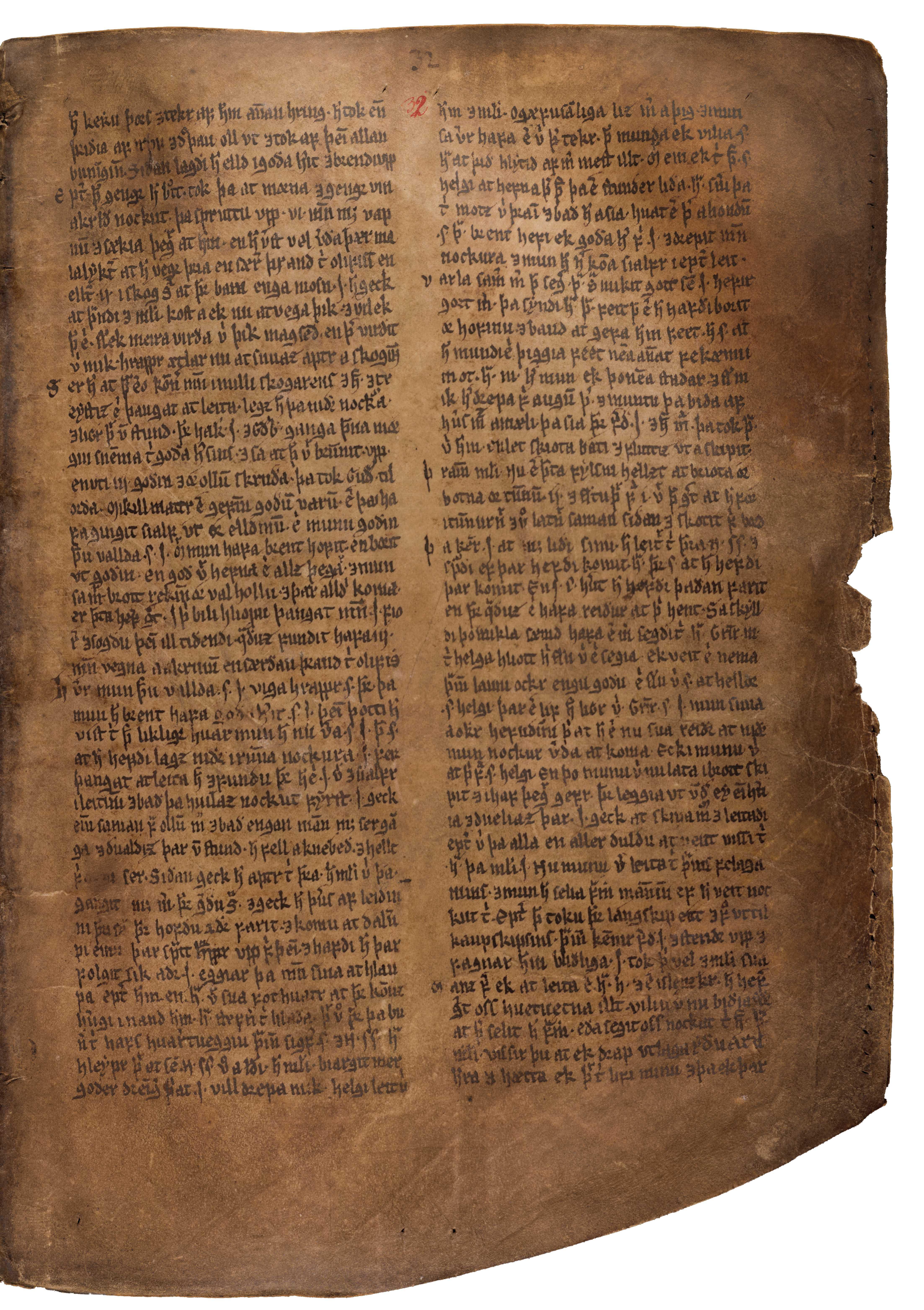 AM 132 fol - 32r