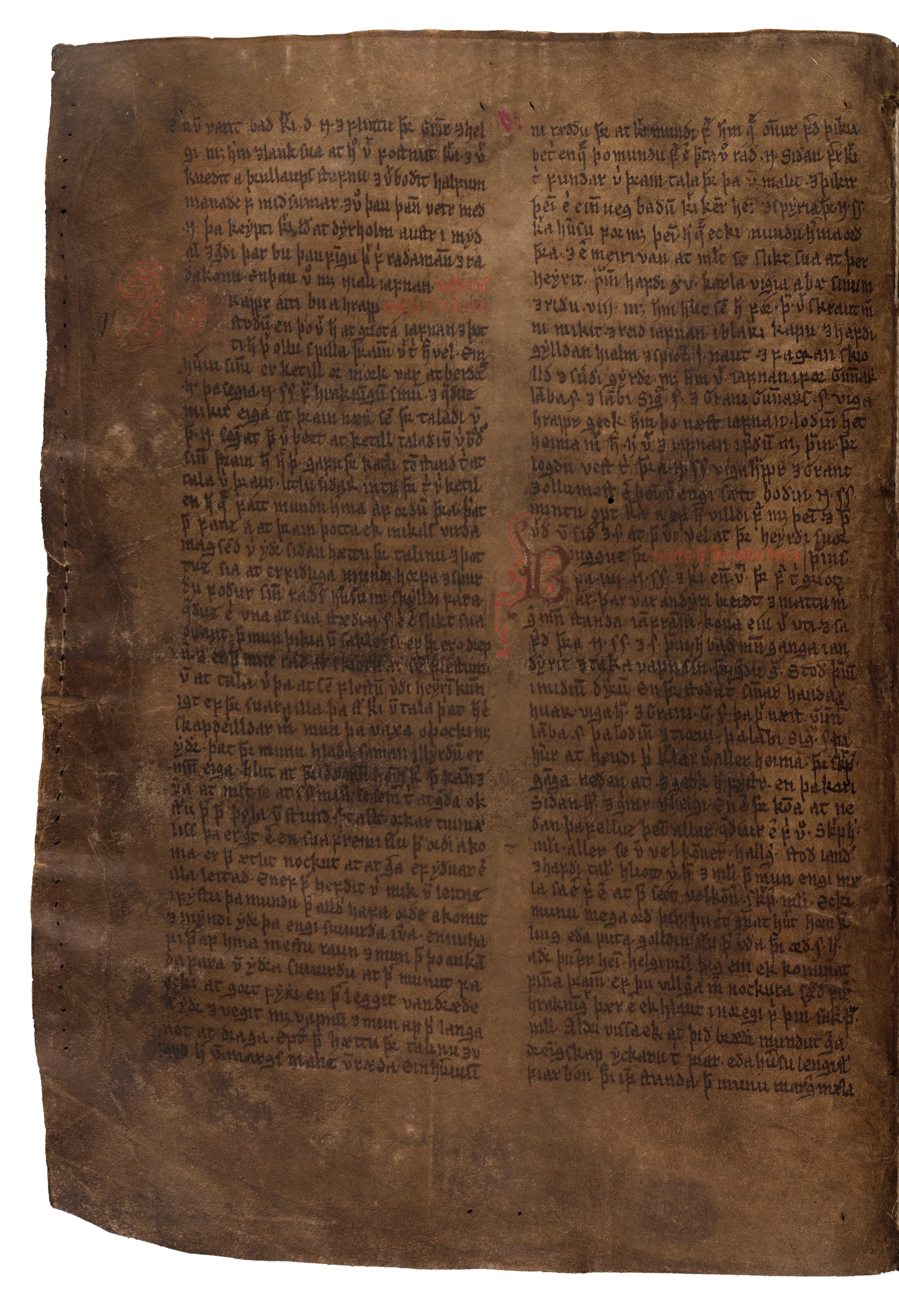 AM 132 fol - 33v
