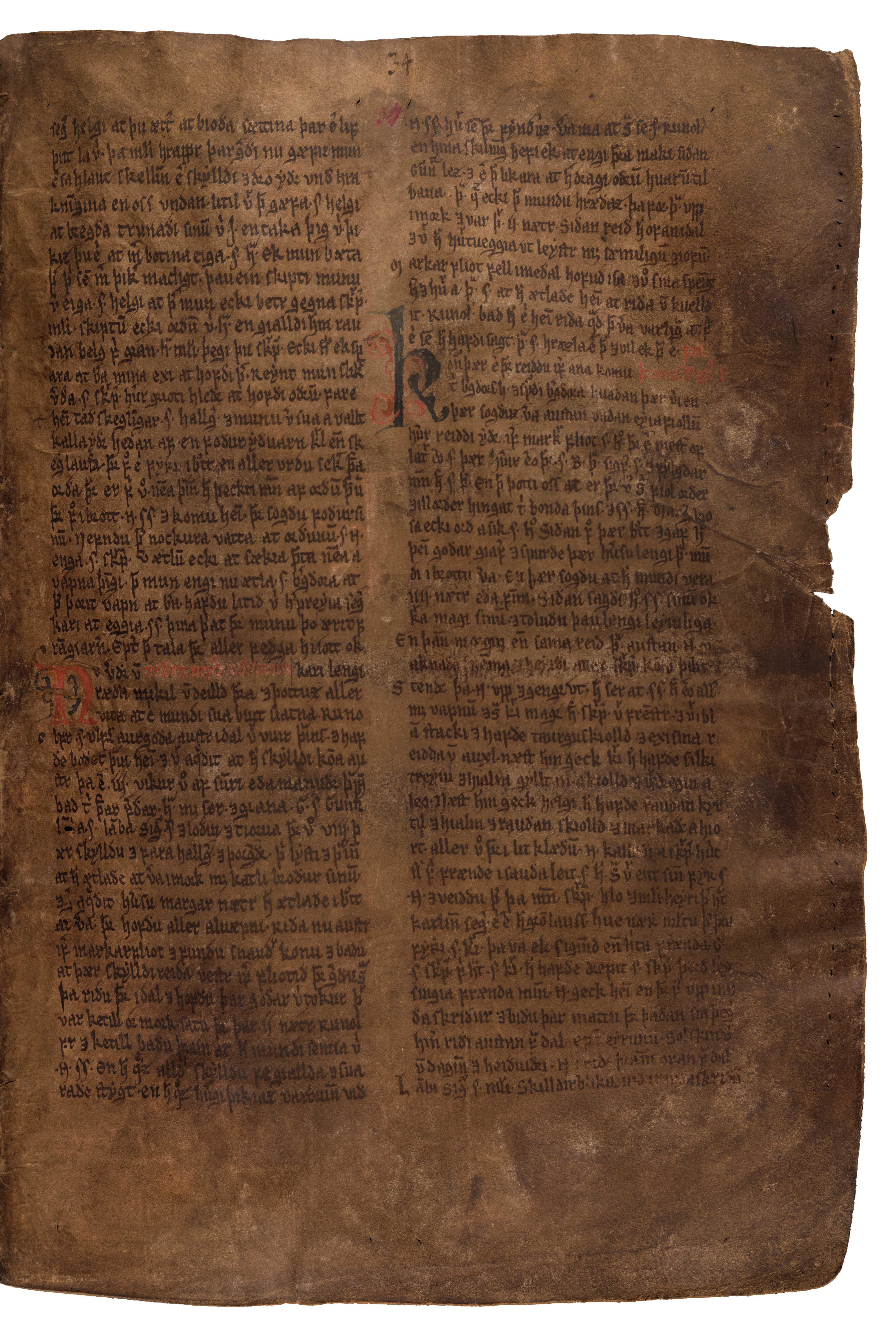 AM 132 fol - 34r